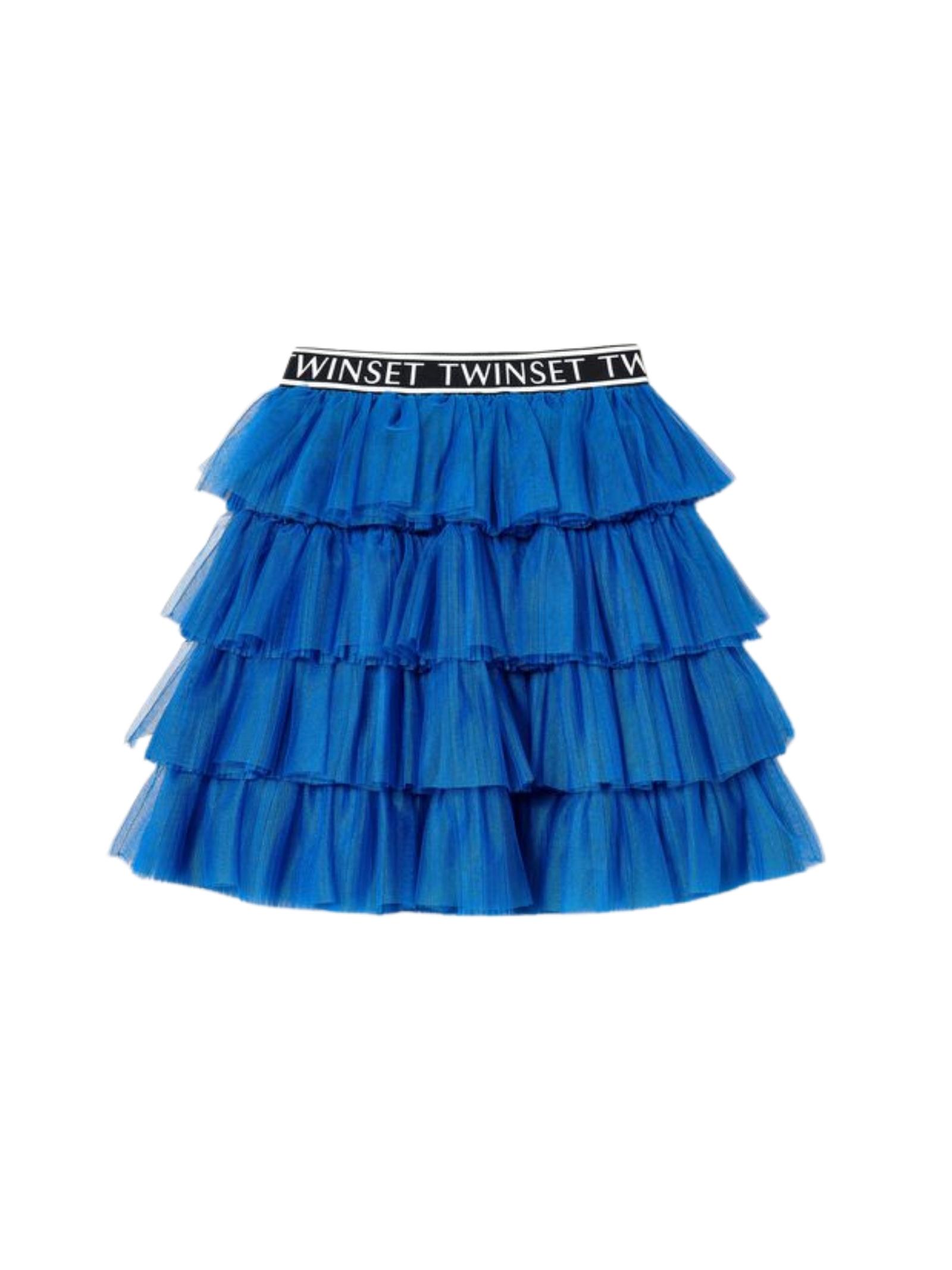 Chic Tulle Skirt for Girls TWINSET KIDS   Skirts   212GJ228105865
