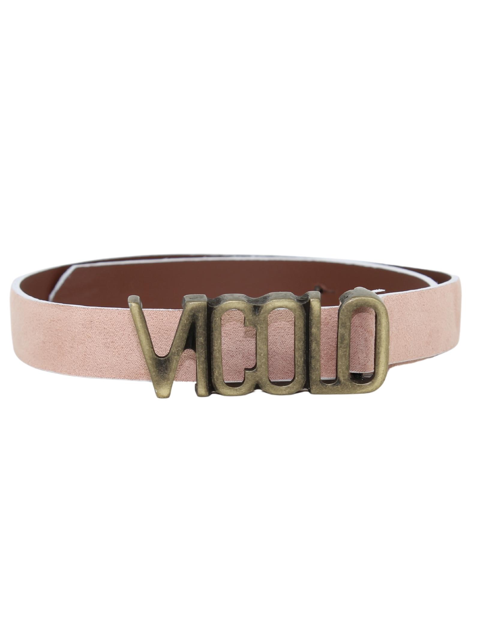 Pink girl belt VICOLO KIDS | Belts | 3141BELT0791CIPRIA