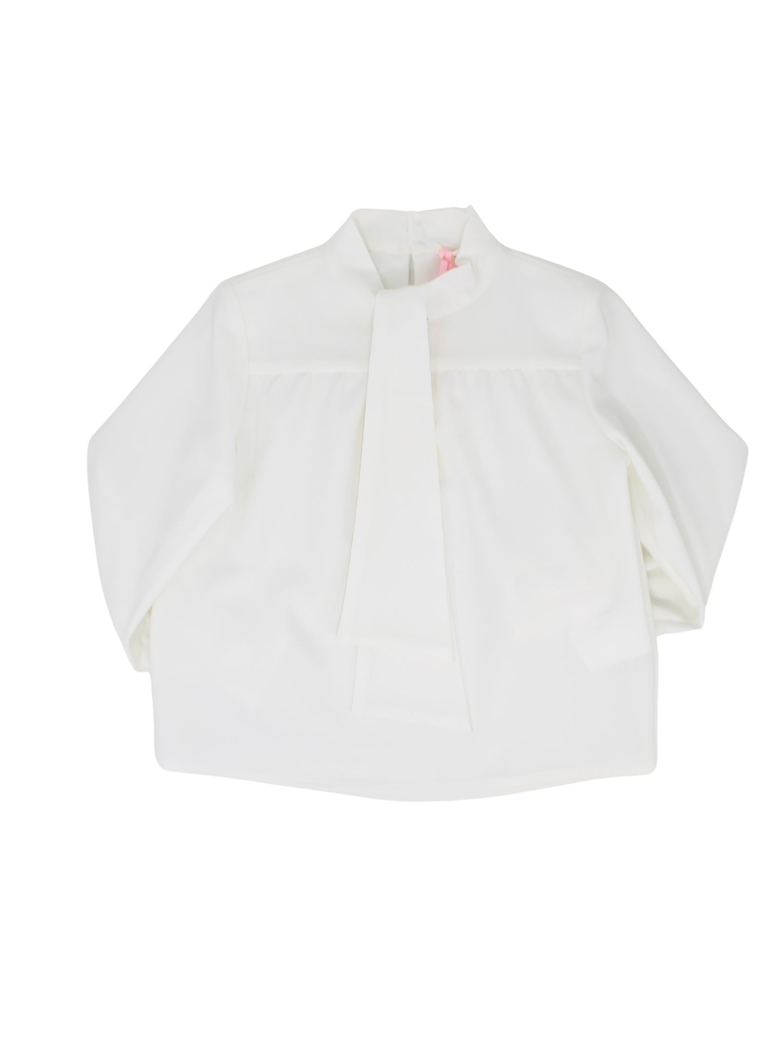 Shirt with Bow for Girls VICOLO KIDS |  | 3141C0604PANNA