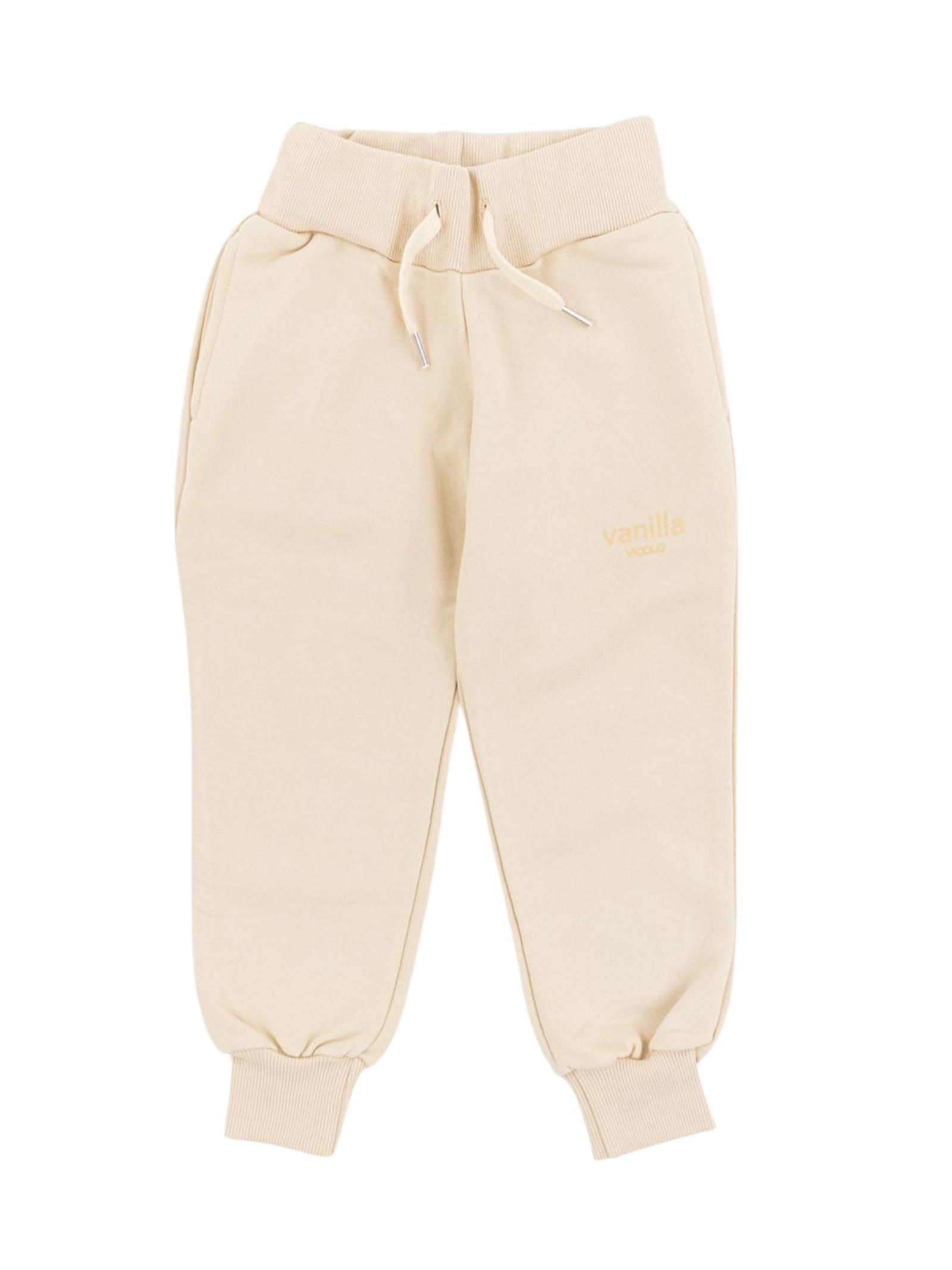 Vanilla Girls Trousers VICOLO KIDS | Trousers | 3141PF0665VANIGLIA