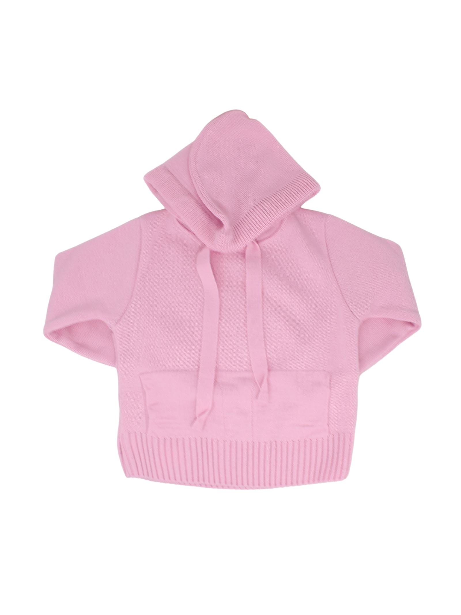 Basic Hooded Sweatshirt for Girls VICOLO KIDS | Hoodie | 3141W0760CIPRIA