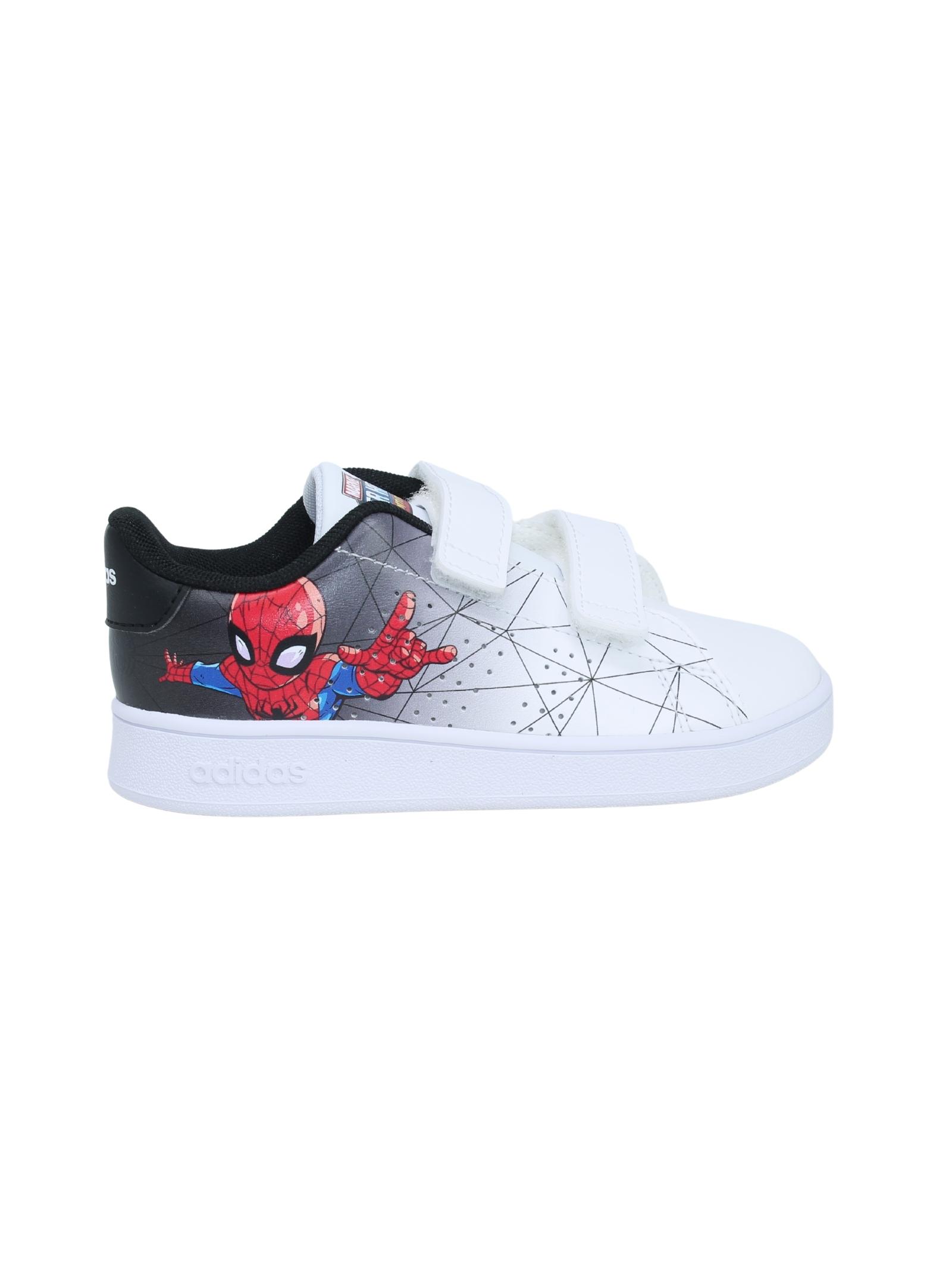 Sneakers Bambino Spiderman ADIDAS JUNIOR | Sneakers | FY9253BIANCO