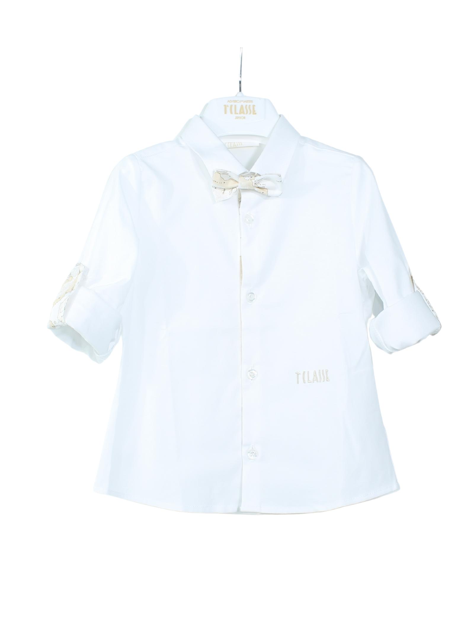 Camicia Bambino White ALVIERO MARTINI 1° CLASSE JUNIOR | Camicie | 2575C0377WHITE