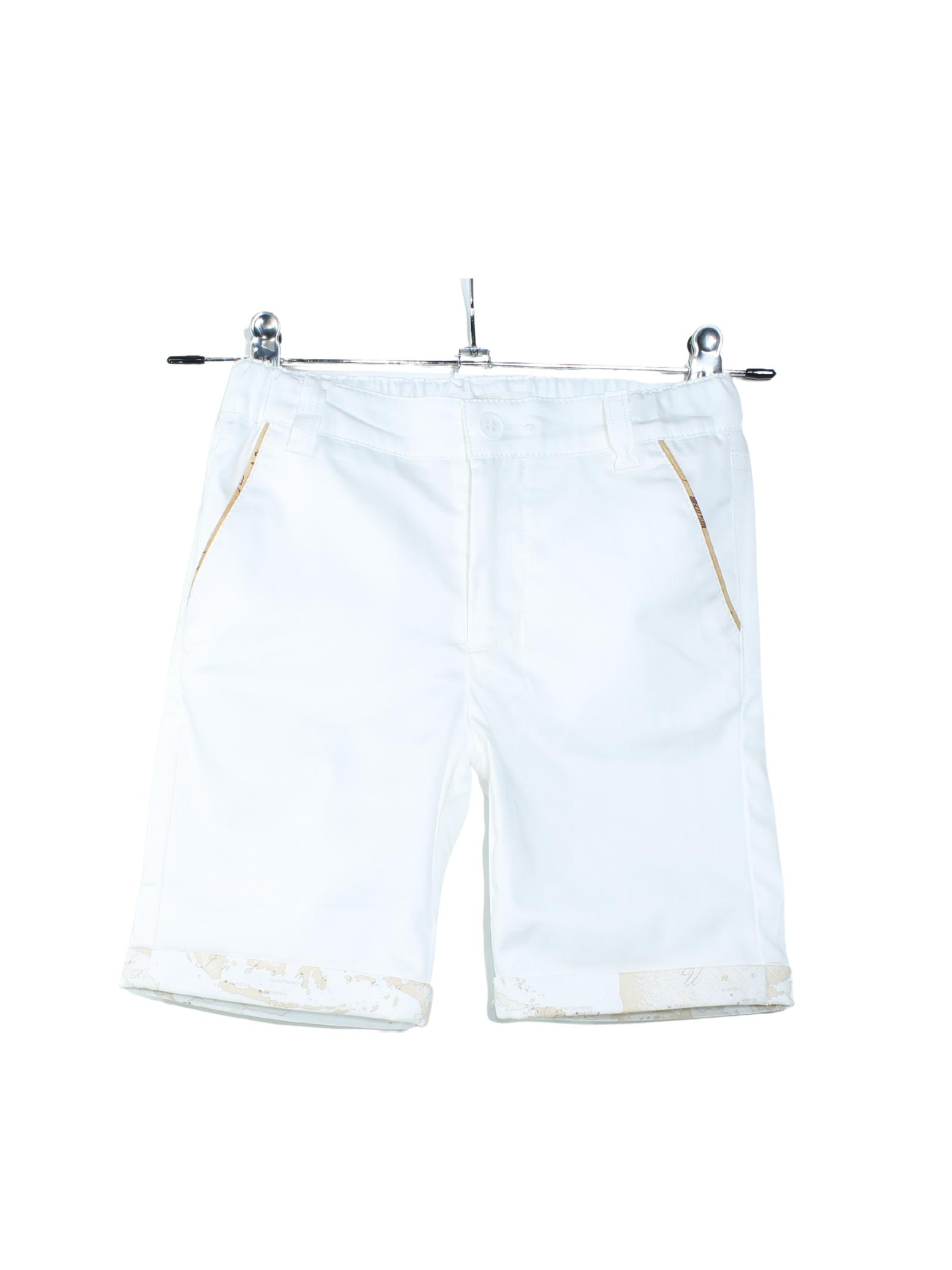 Pantalone Neonato White ALVIERO MARTINI 1° CLASSE JUNIOR | Pantaloni | 2576P0367WHITE