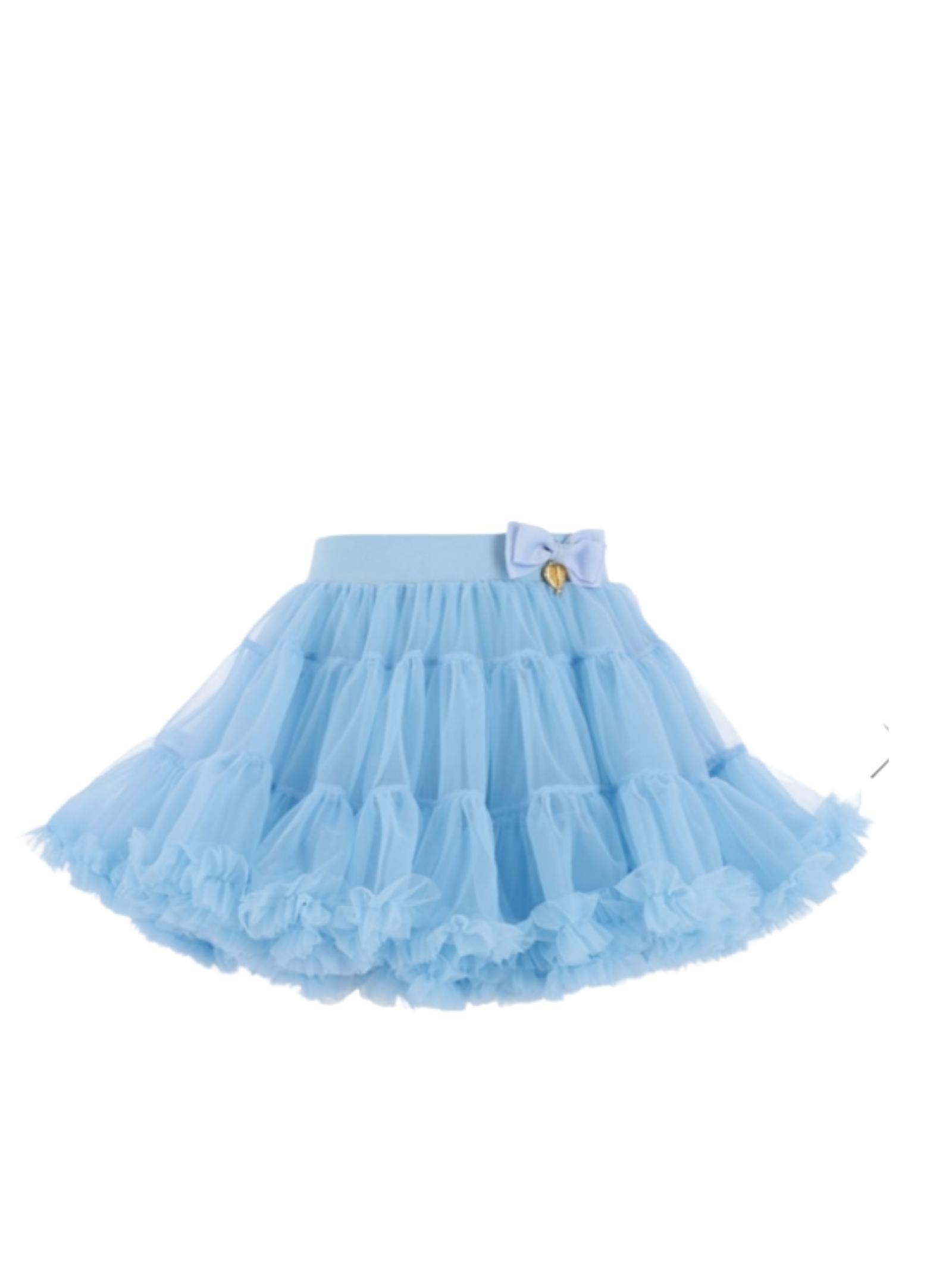 Gonna Bambina Tutu Pixie Baby Blue ANGEL'S FACE | Gonne | PIXIEBABY BLUE