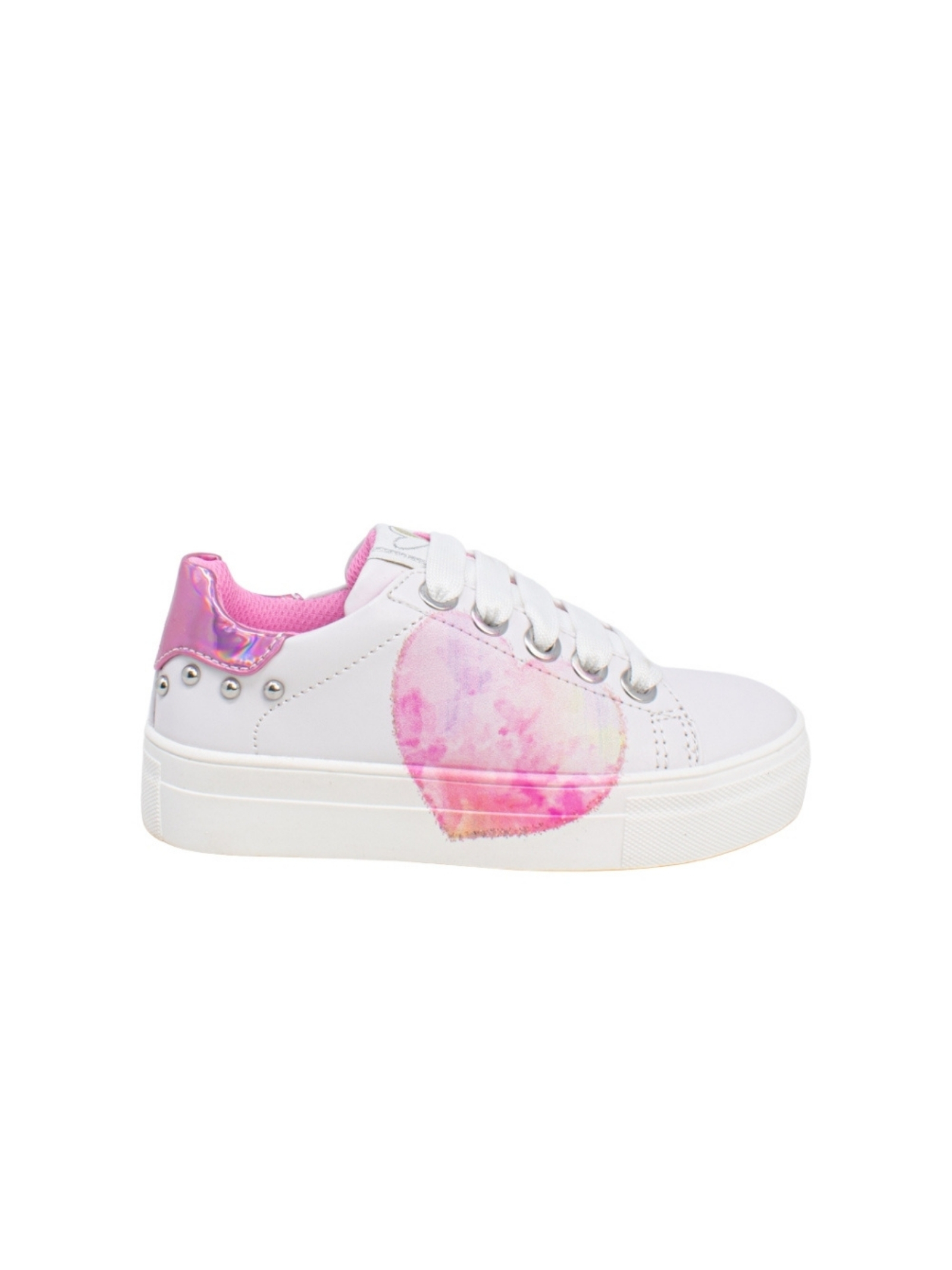 Sneakers Love Borchie ASSO | Sneakers | 10354BIANCO