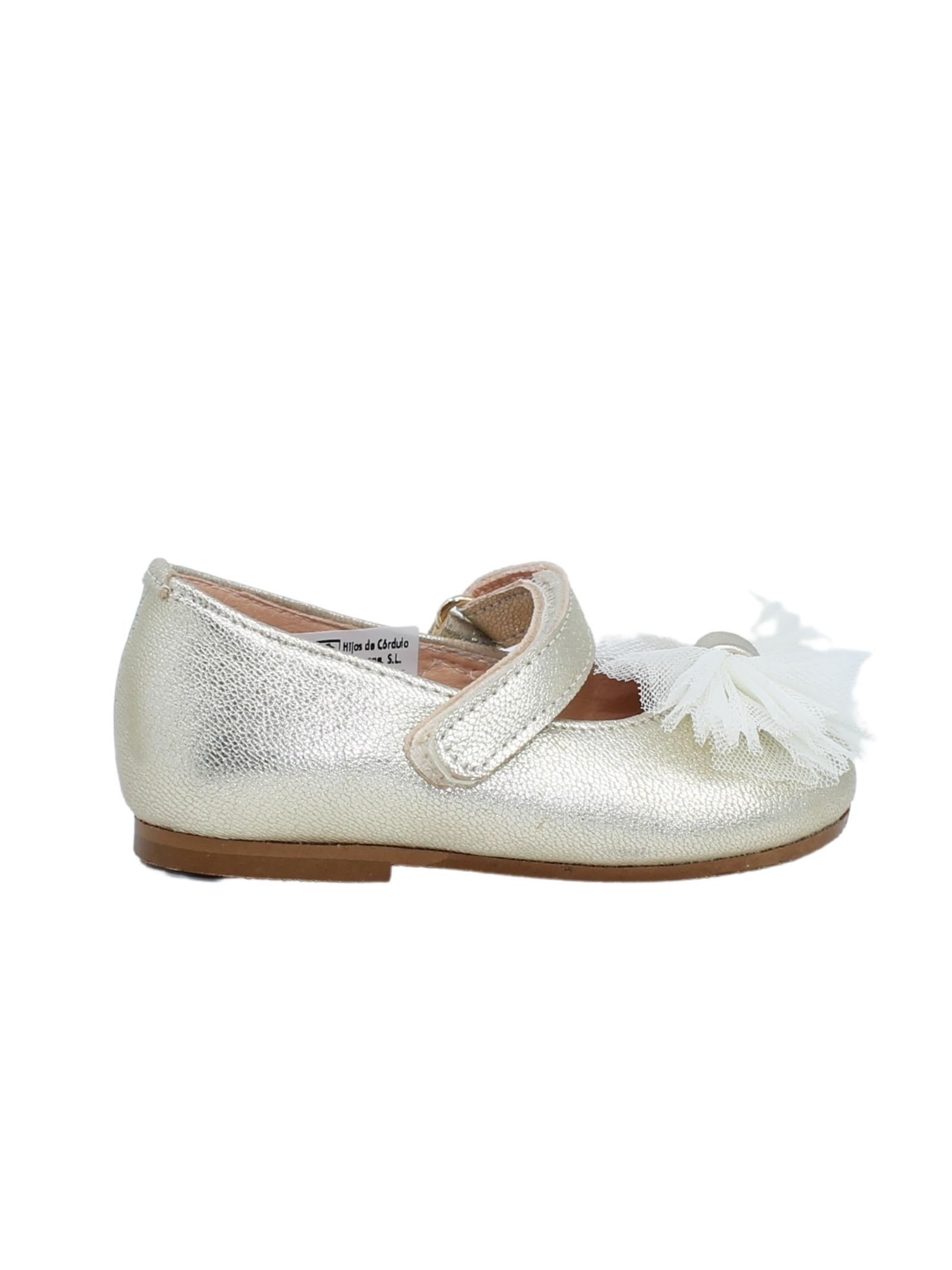 Ballerina Fiocco Tulle CLARYS | Ballerine | 1167PLATINO