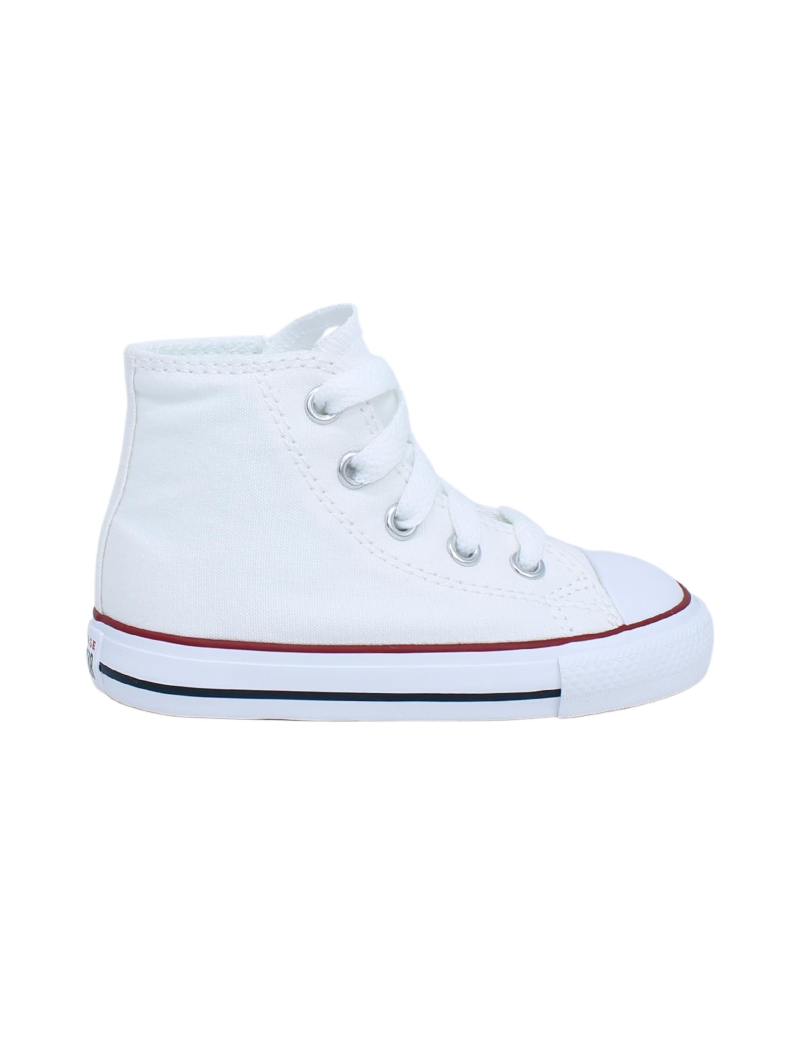 Converse Bambino White CONVERSE KIDS | Sneakers | 7J253CBIANCO