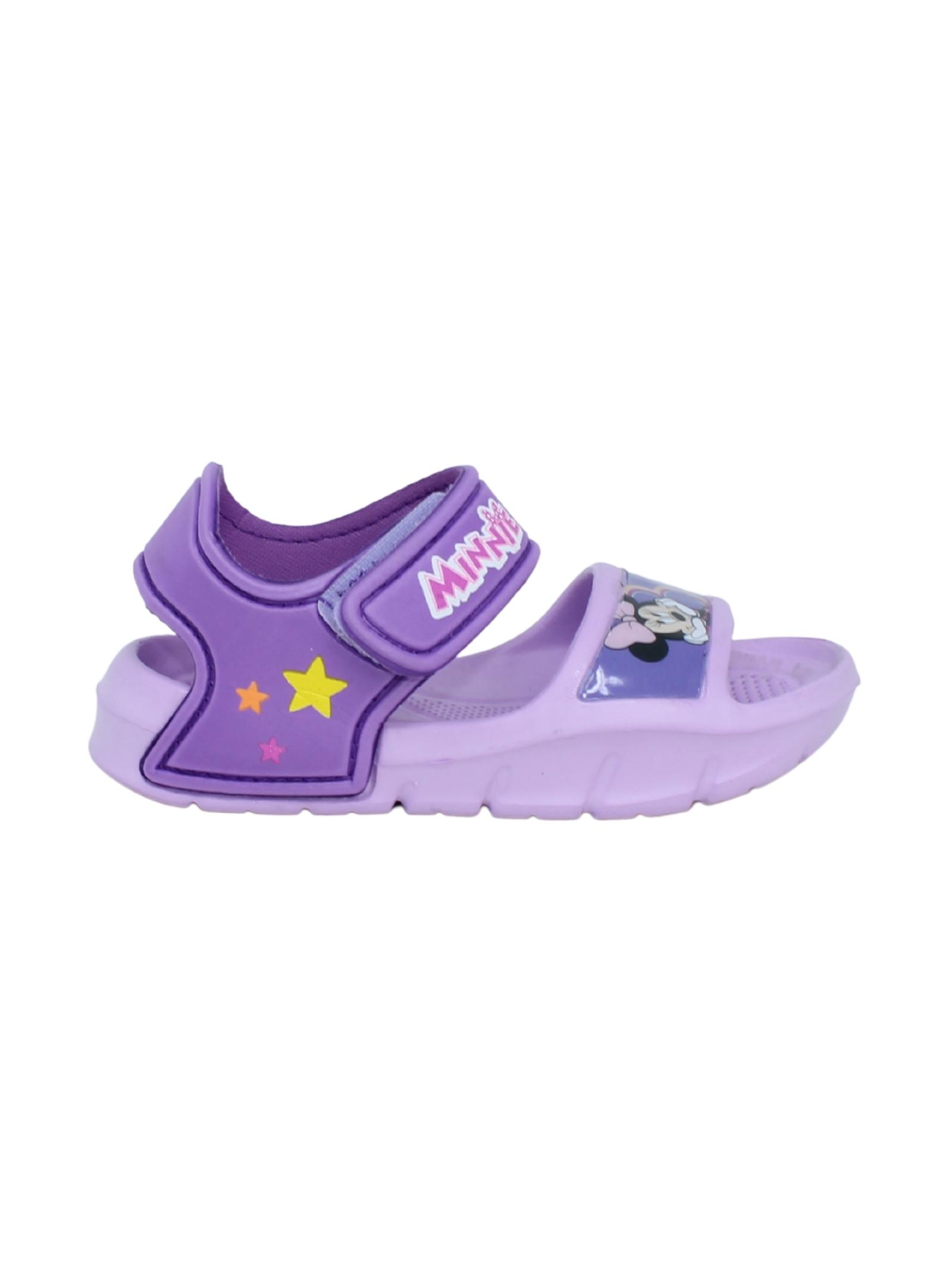 Sandalo Bambina Minnie Mouse EASY SHOES | Ciabatte | MPP0347VIOLA