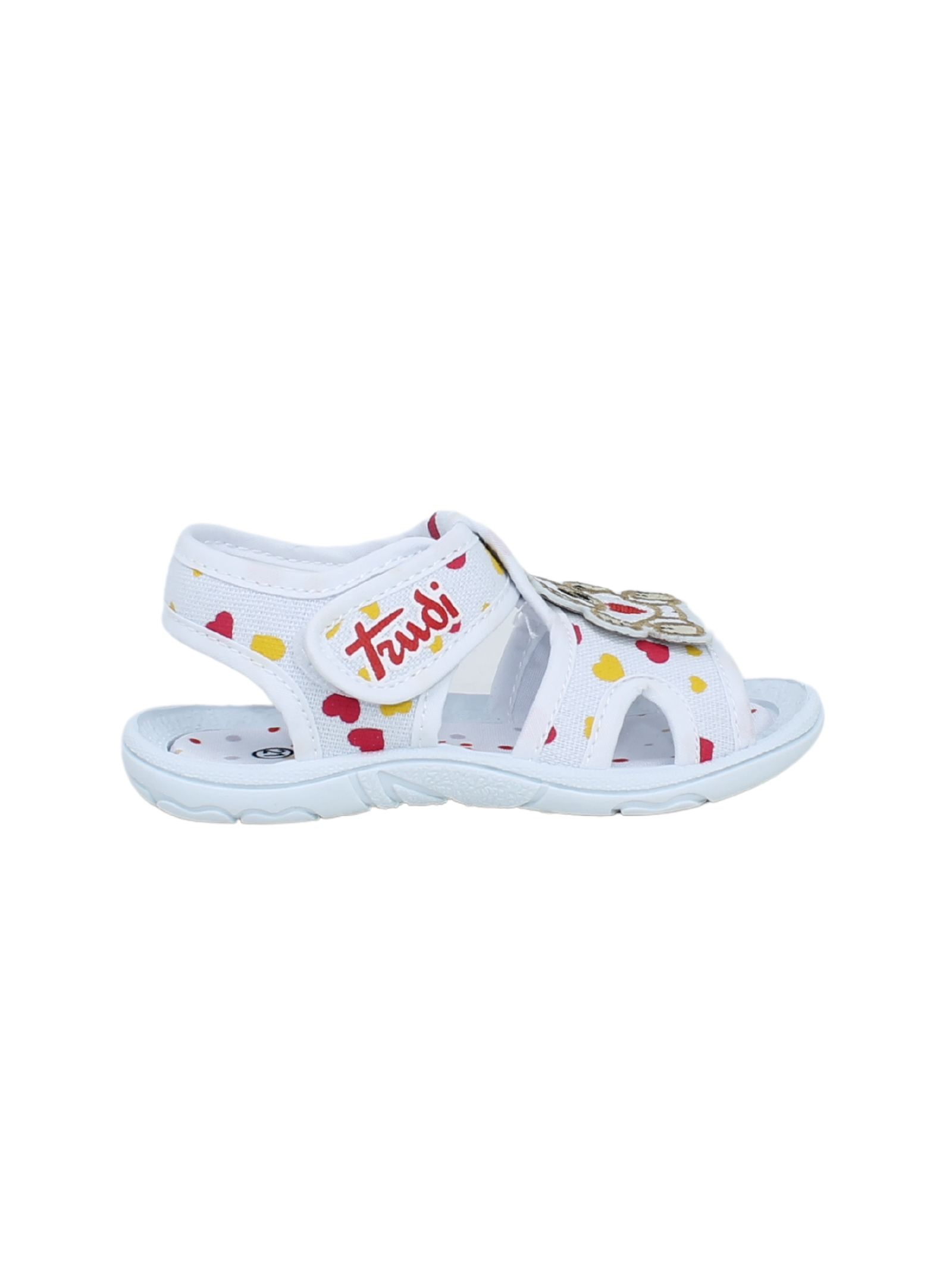 Sandalo Bambina Trudi EASY SHOES | Sandali | TRU4370BIANCO