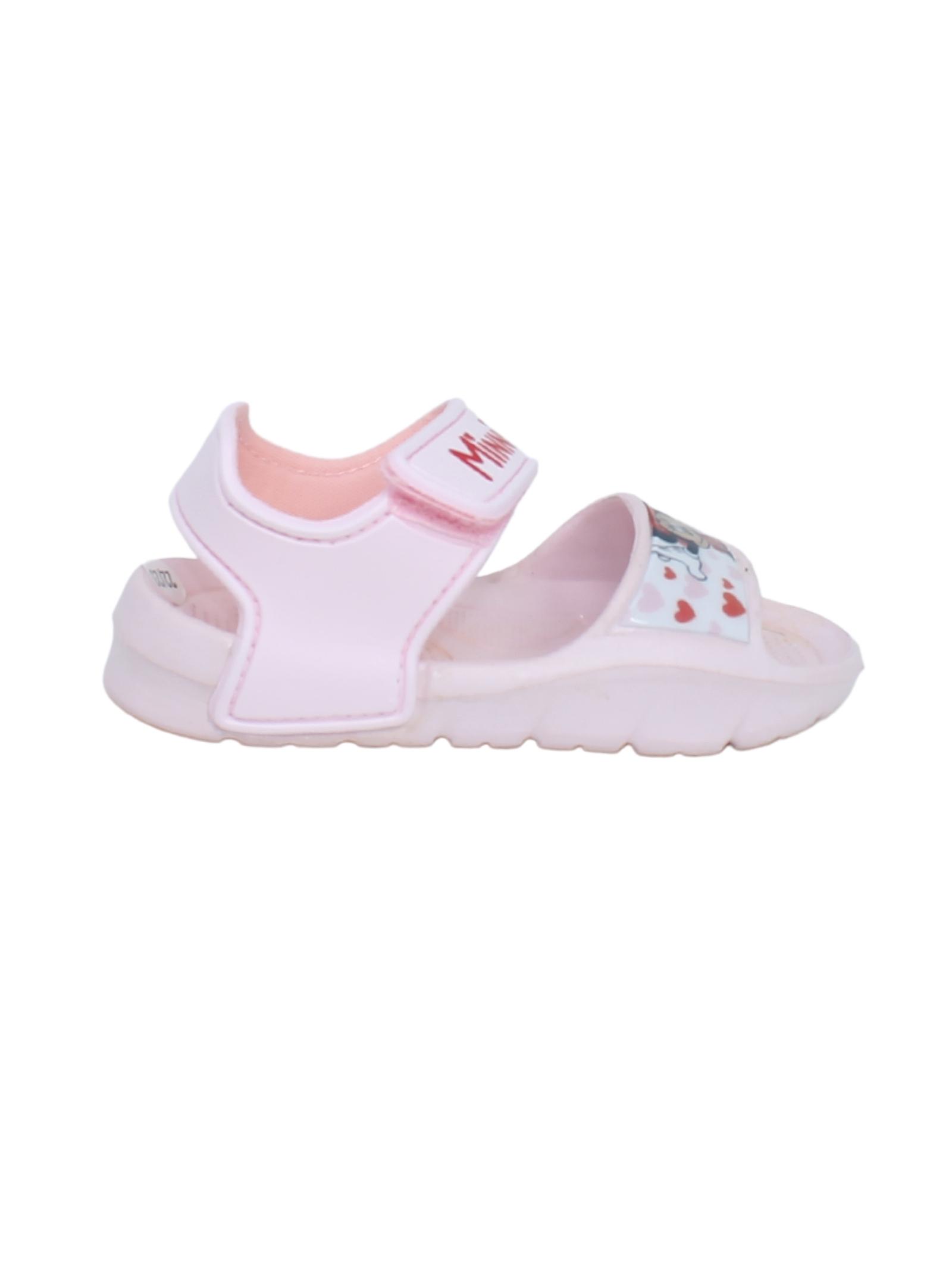 Ciabatta Bambina Minnie Pink EASY SHOES | Ciabatte | WD13944ROSA