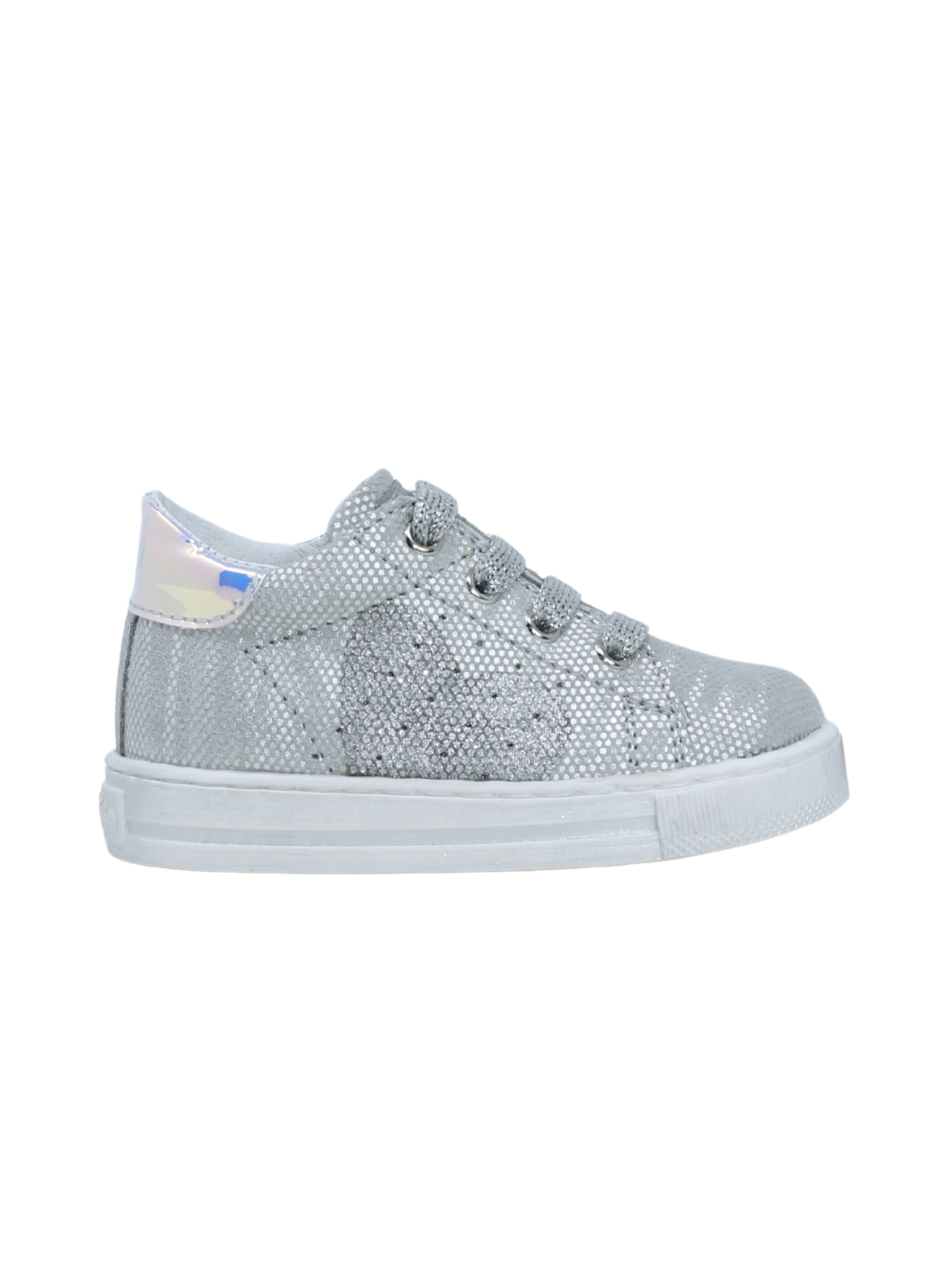 Sneakers Argento Heart FALCOTTO | Sneakers | 20141150Q04