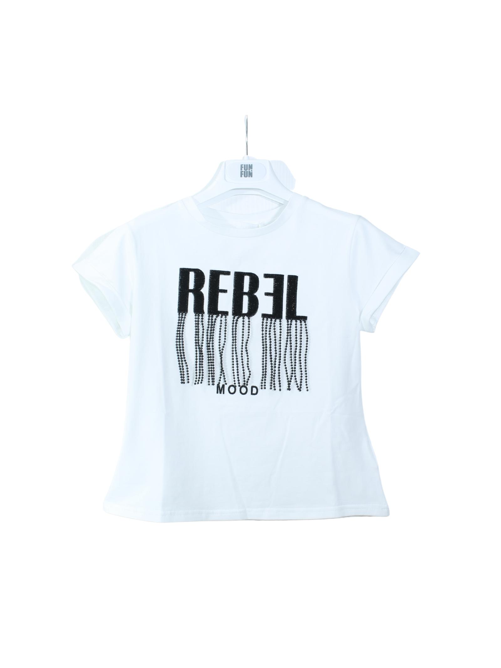FUN&FUN | T-shirt | FNJTS8177041
