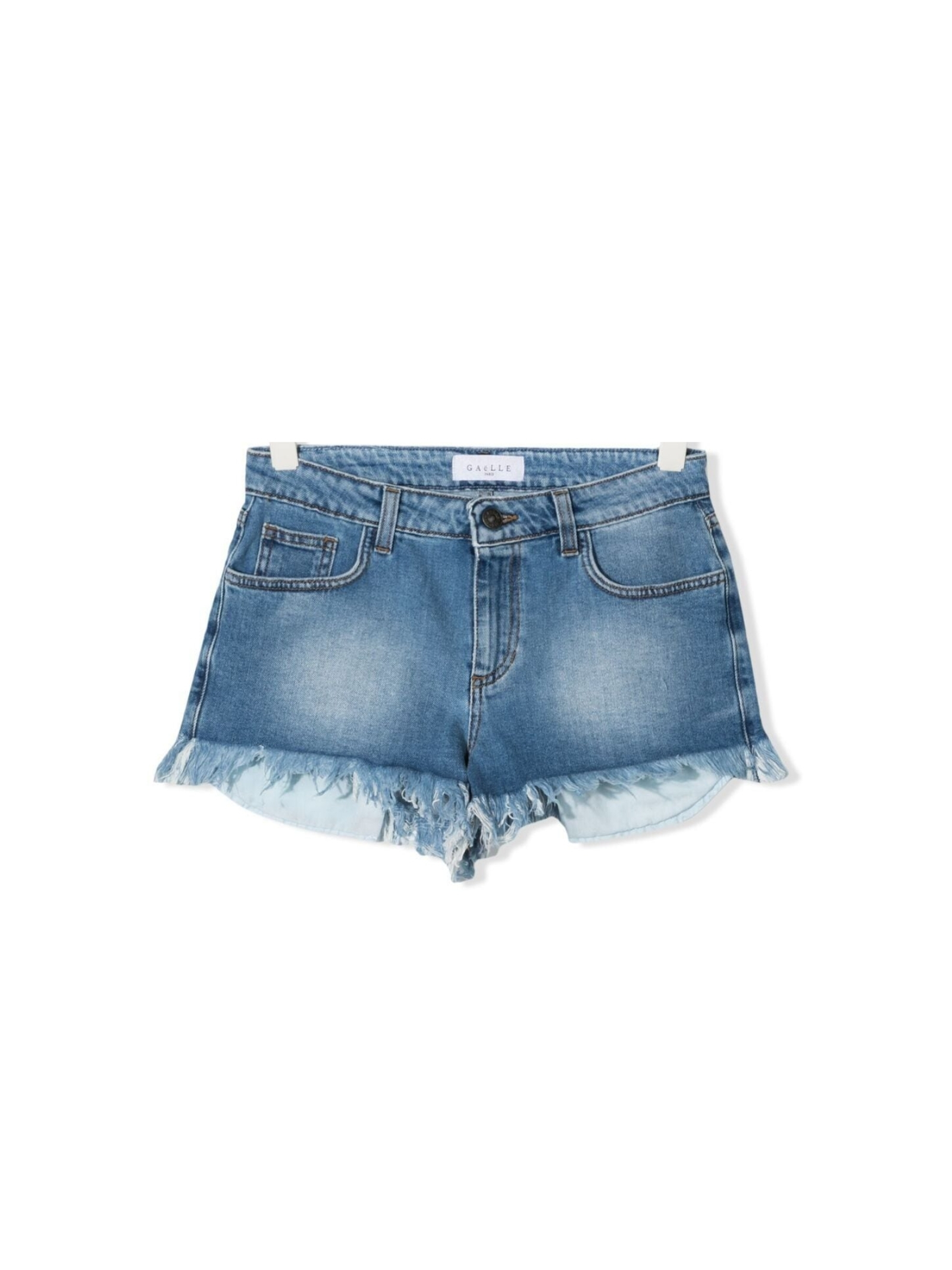 Short Denim Bambina GAËLLE PARIS KIDS | Shorts | 2746D0346DEMIN