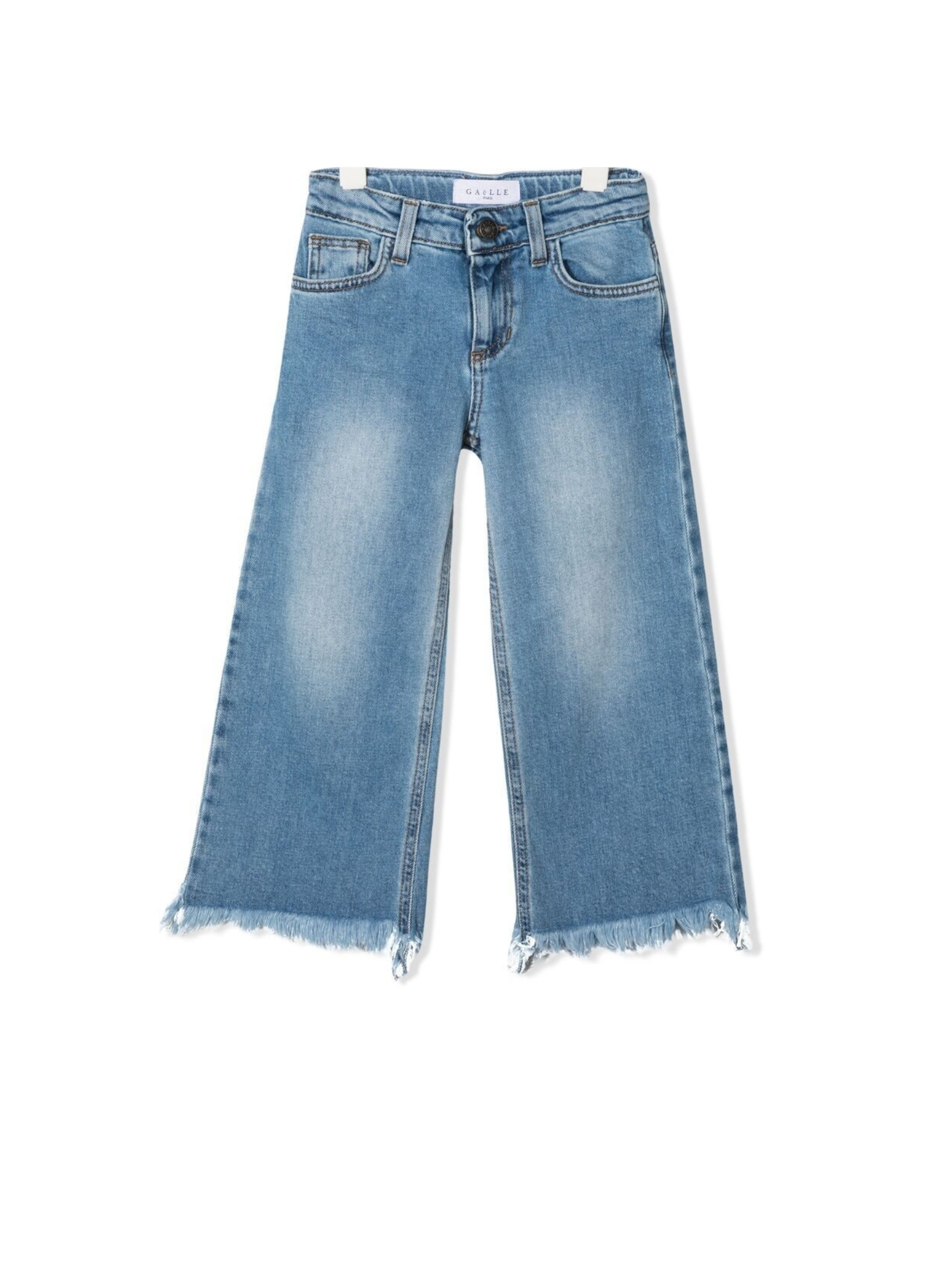 Pantalone Denim Bambina GAËLLE PARIS KIDS | Pantaloni | 2746D0423DENIM