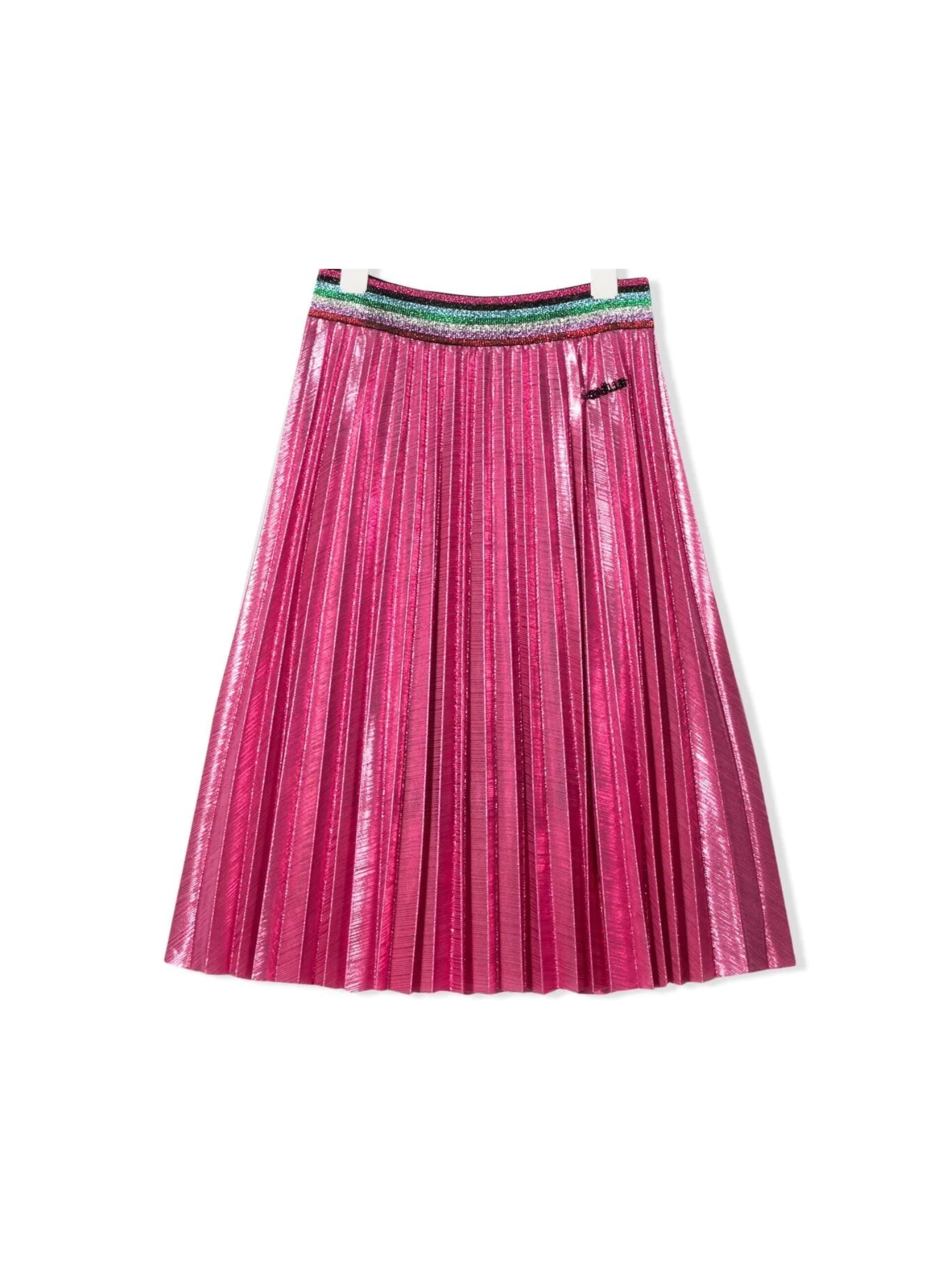 Gonna Plissè Bambina GAËLLE PARIS KIDS | Gonne | 2746J0360FUCSIA