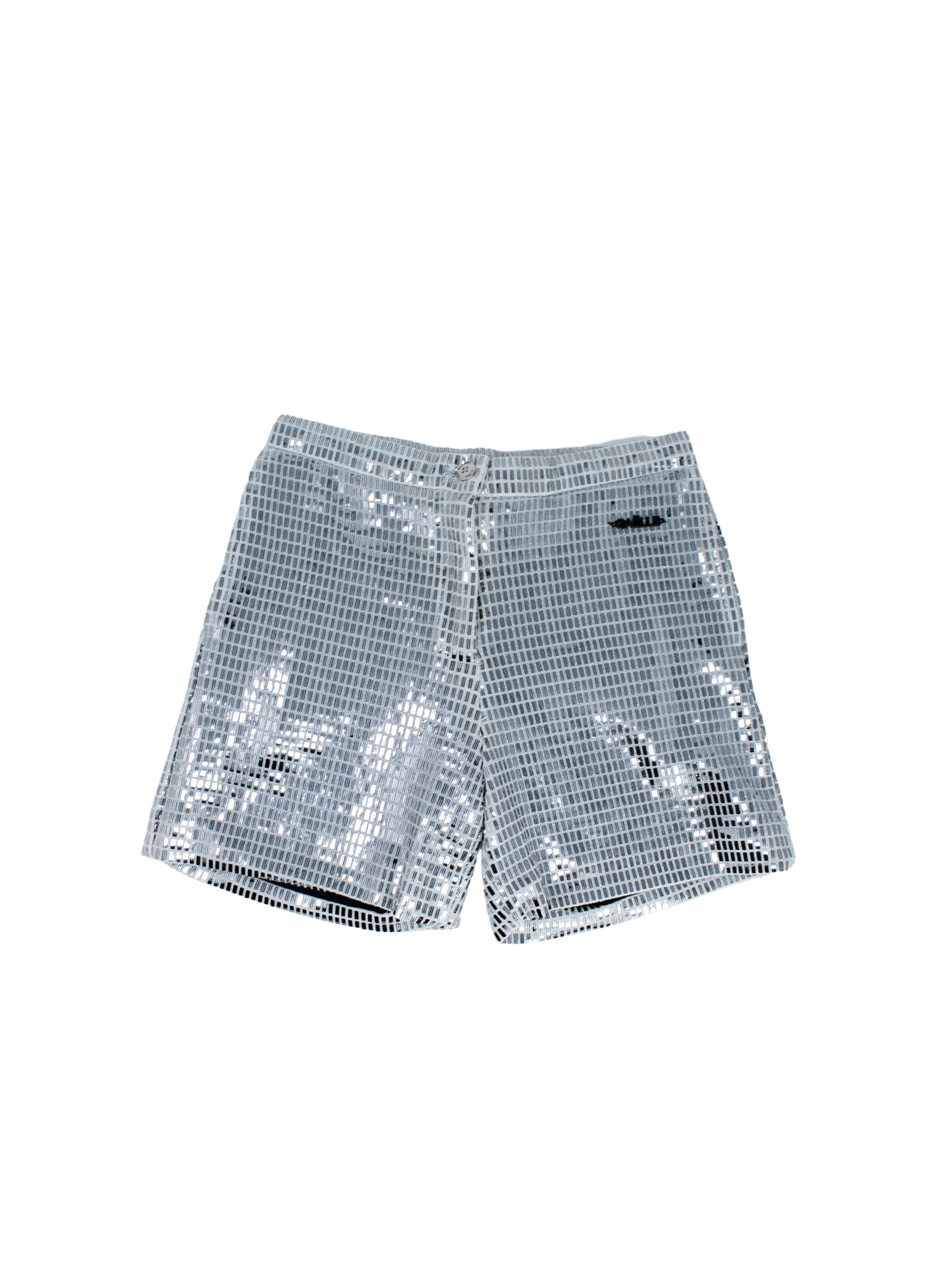 Short Mirror Bambina GAËLLE PARIS KIDS | Shorts | 2746P0374SILVER