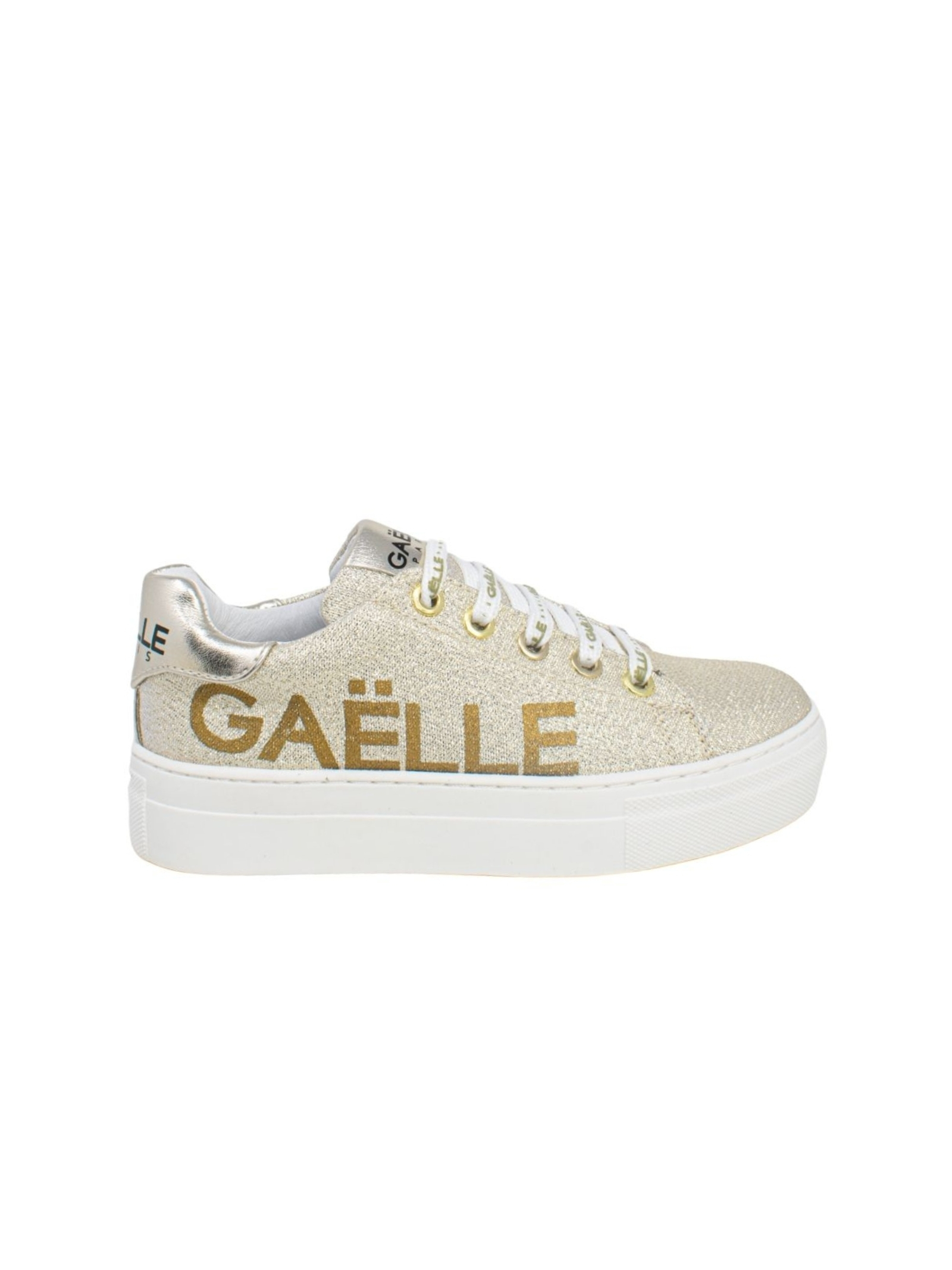 Sneakers Bambina Platinum GAËLLE PARIS KIDS | Sneakers | G600PLATINO