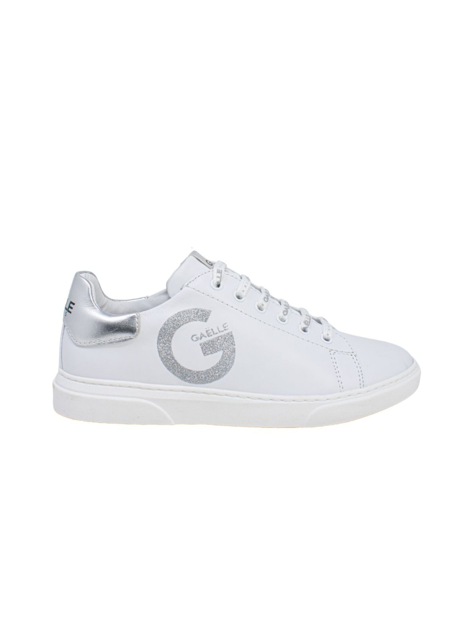 Sneakers Bambina Silver GAËLLE PARIS KIDS | Sneakers | G621BIANCO