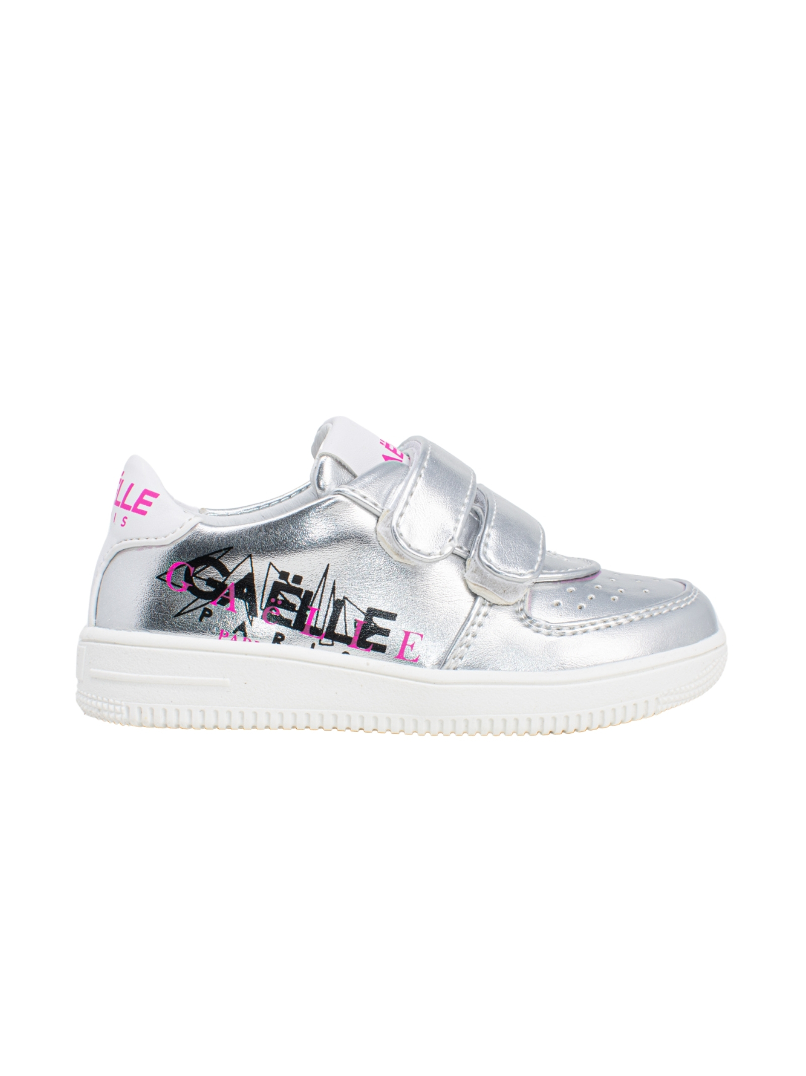Sneakers Bambina SP Silver GAËLLE PARIS KIDS | Sneakers | G640ARGENTO