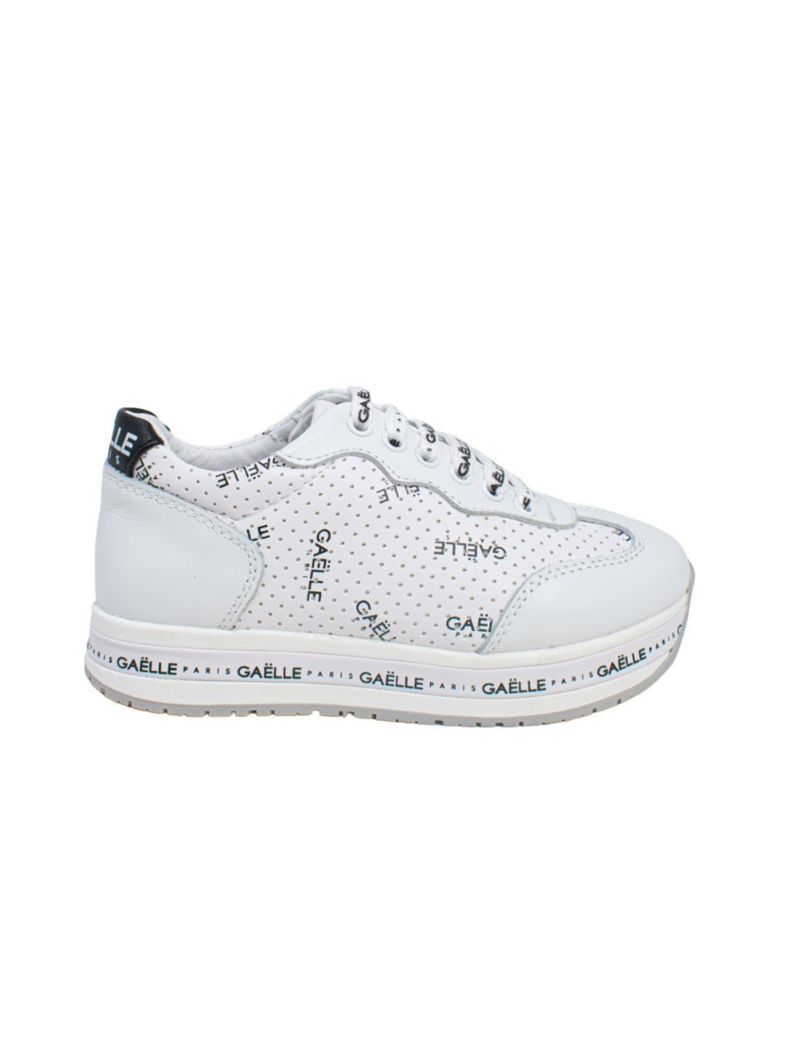 Sneakers Bambina Logo GAËLLE PARIS KIDS | Sneakers | G682BIANCO