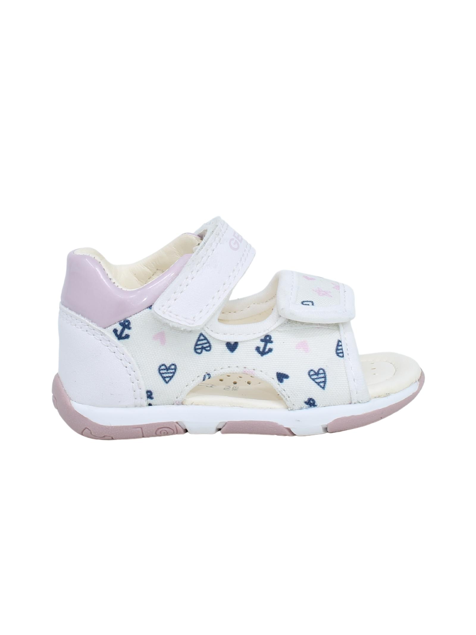 Sandalo Bambina Cuori GEOX KIDS | Sandali | 6995ROSA