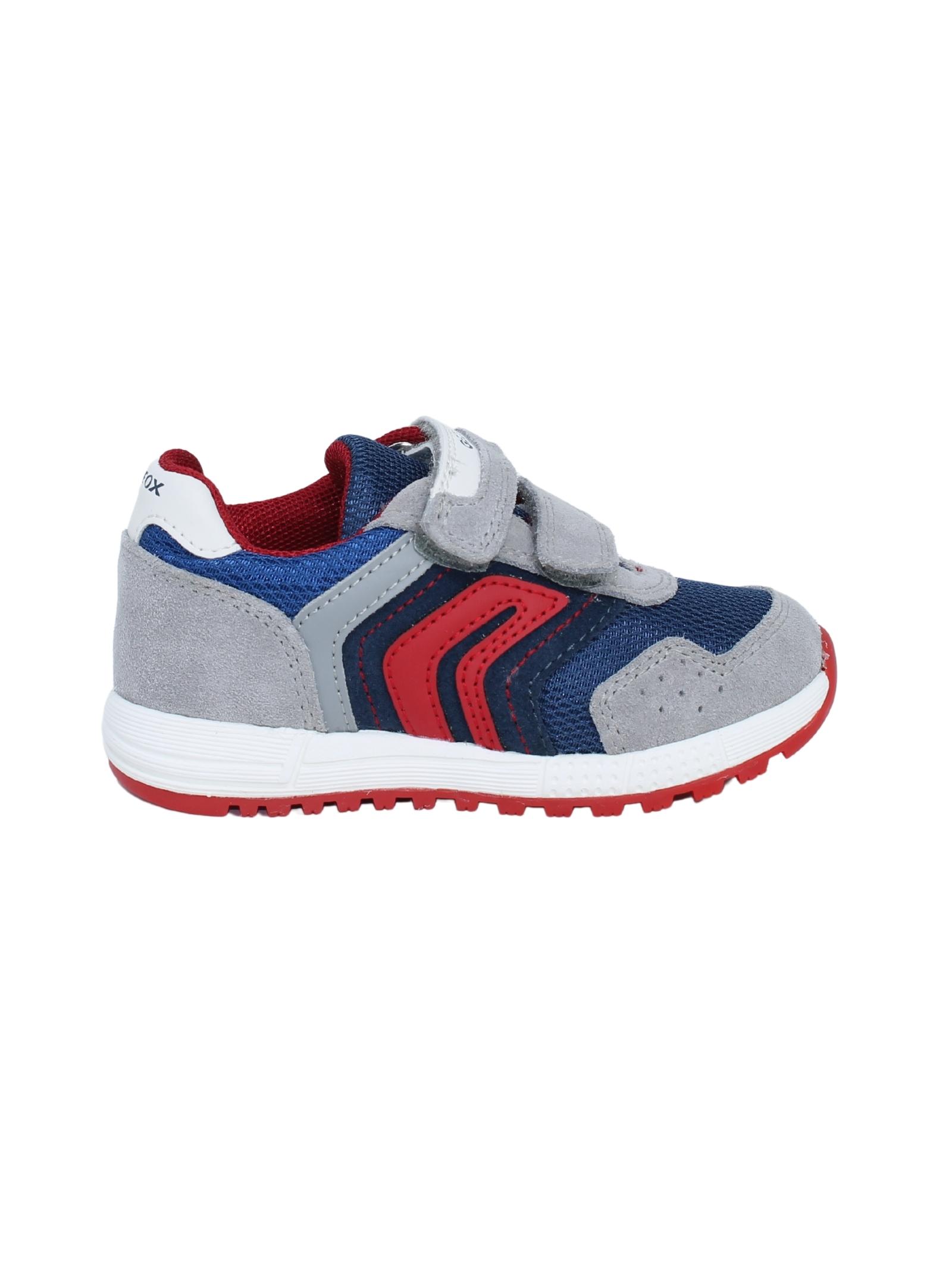 Sneakers Bambino Grey, GEOX KIDS | Sneakers | B043CD022FUC0493