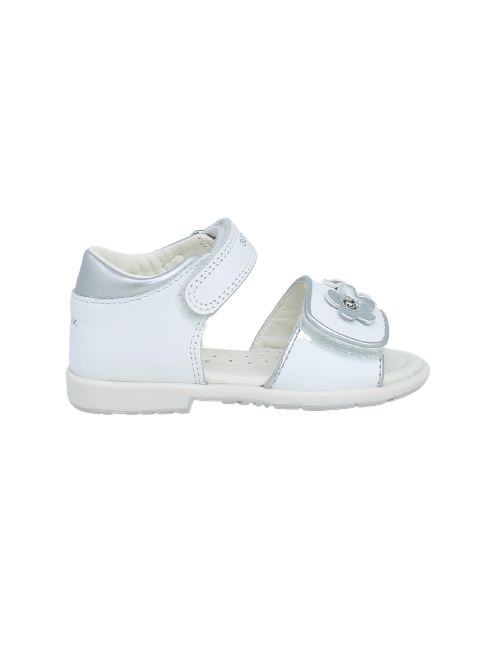 Sandalo Bambina Fiori GEOX KIDS | Sandali | B1521D085NFC1000