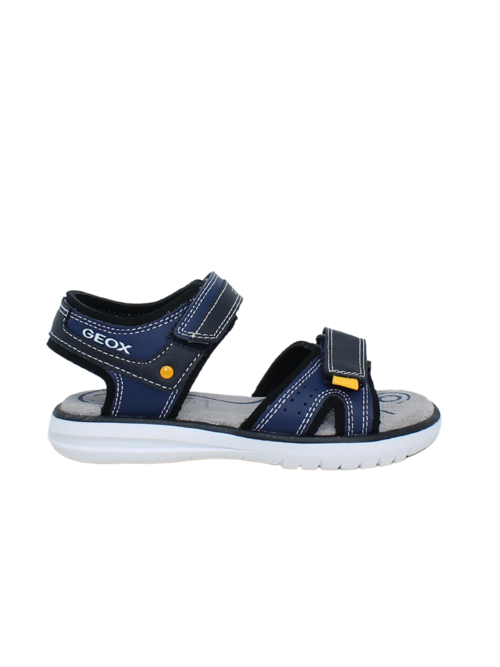 Sandalo Bambino Blu GEOX KIDS | Sandali | J15DRA015BUC0657