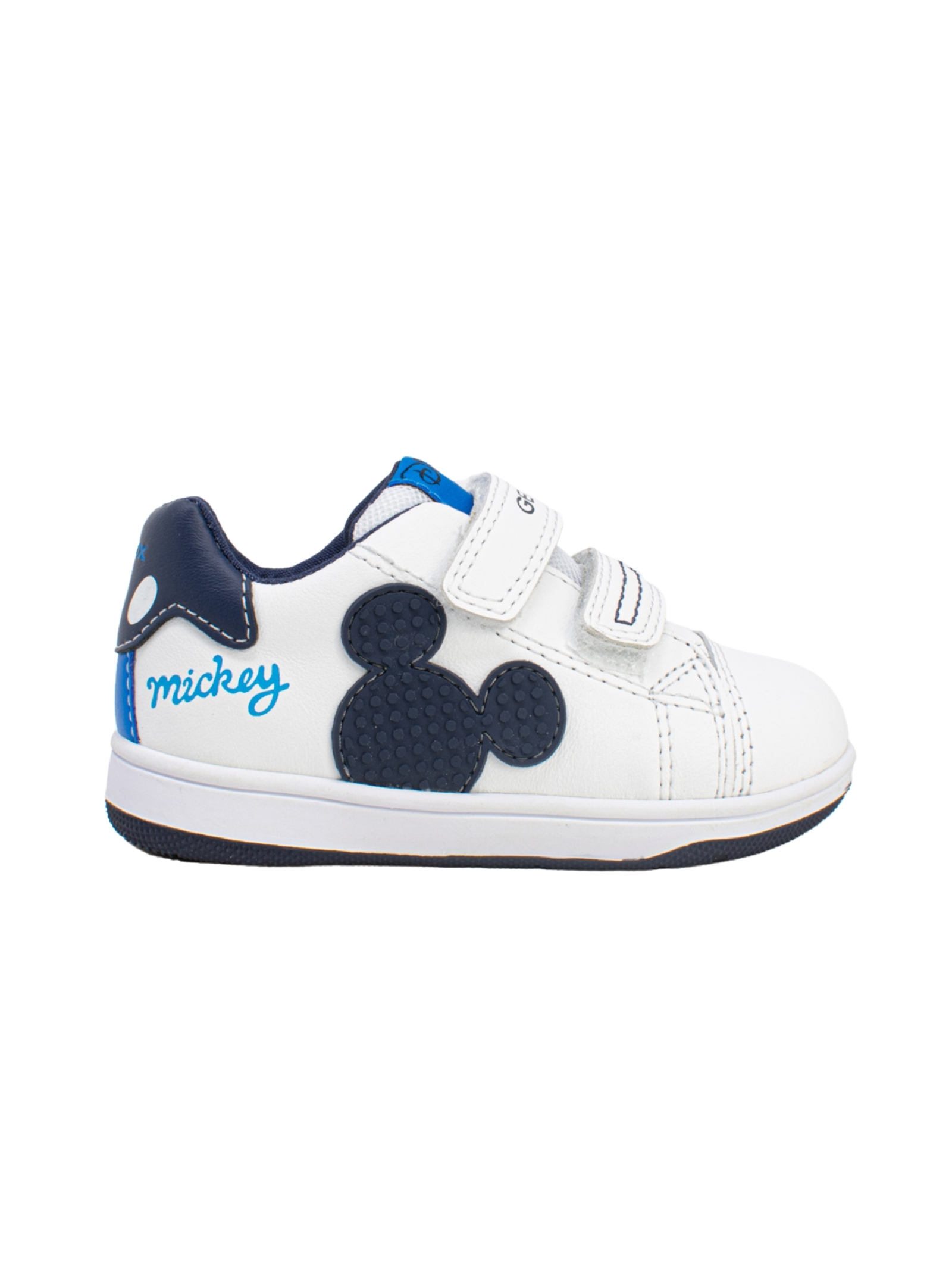 Sneakers Bambino White Michey GEOX KIDS | Sneakers | B151LA08554C0899