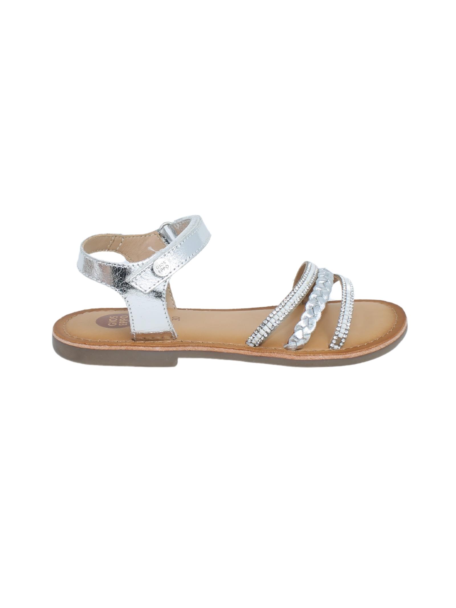 GIOSEPPO KIDS | Sandals | 62987ARGENTO