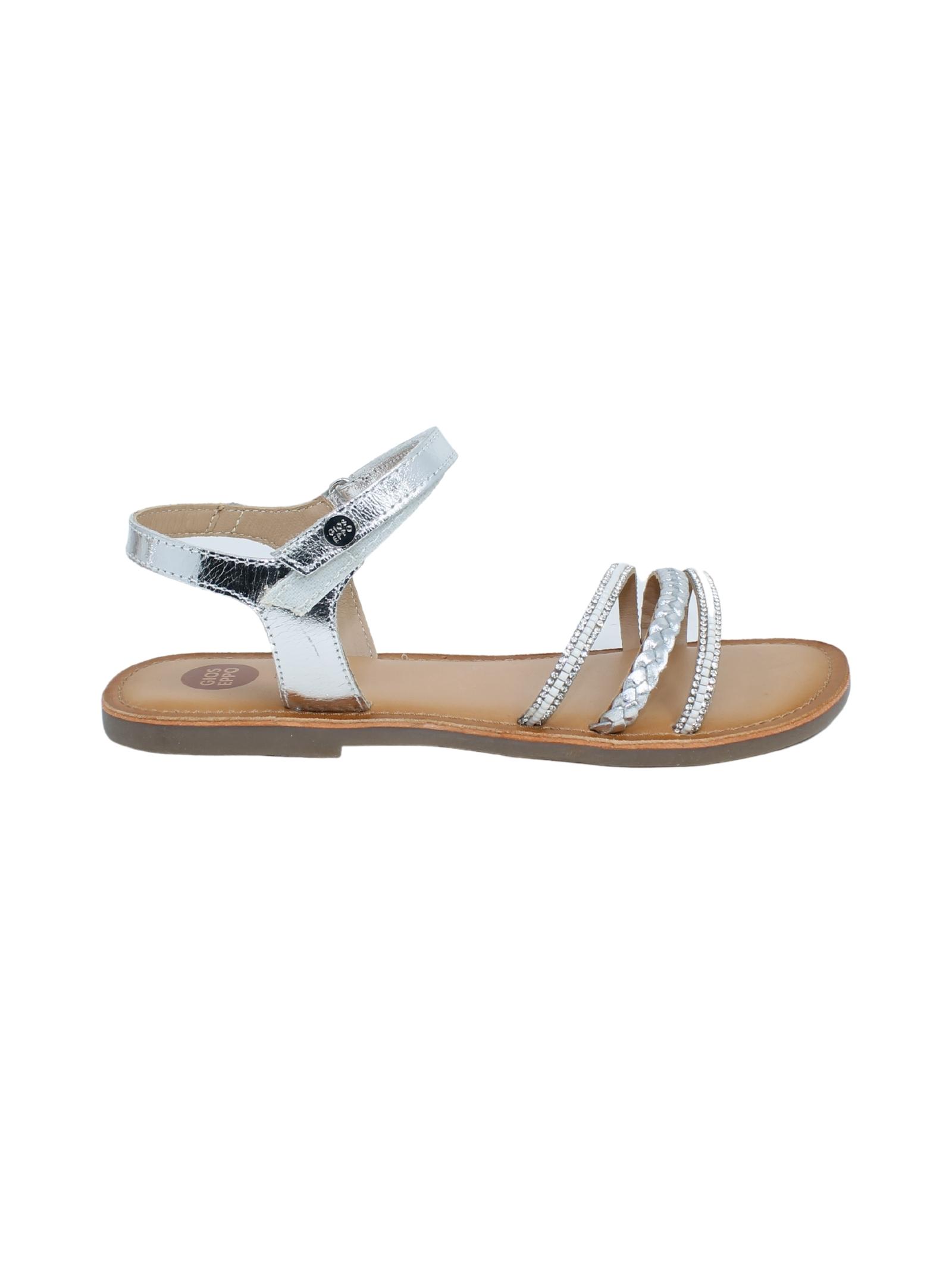 GIOSEPPO KIDS | Sandals | 62988ARGENTO