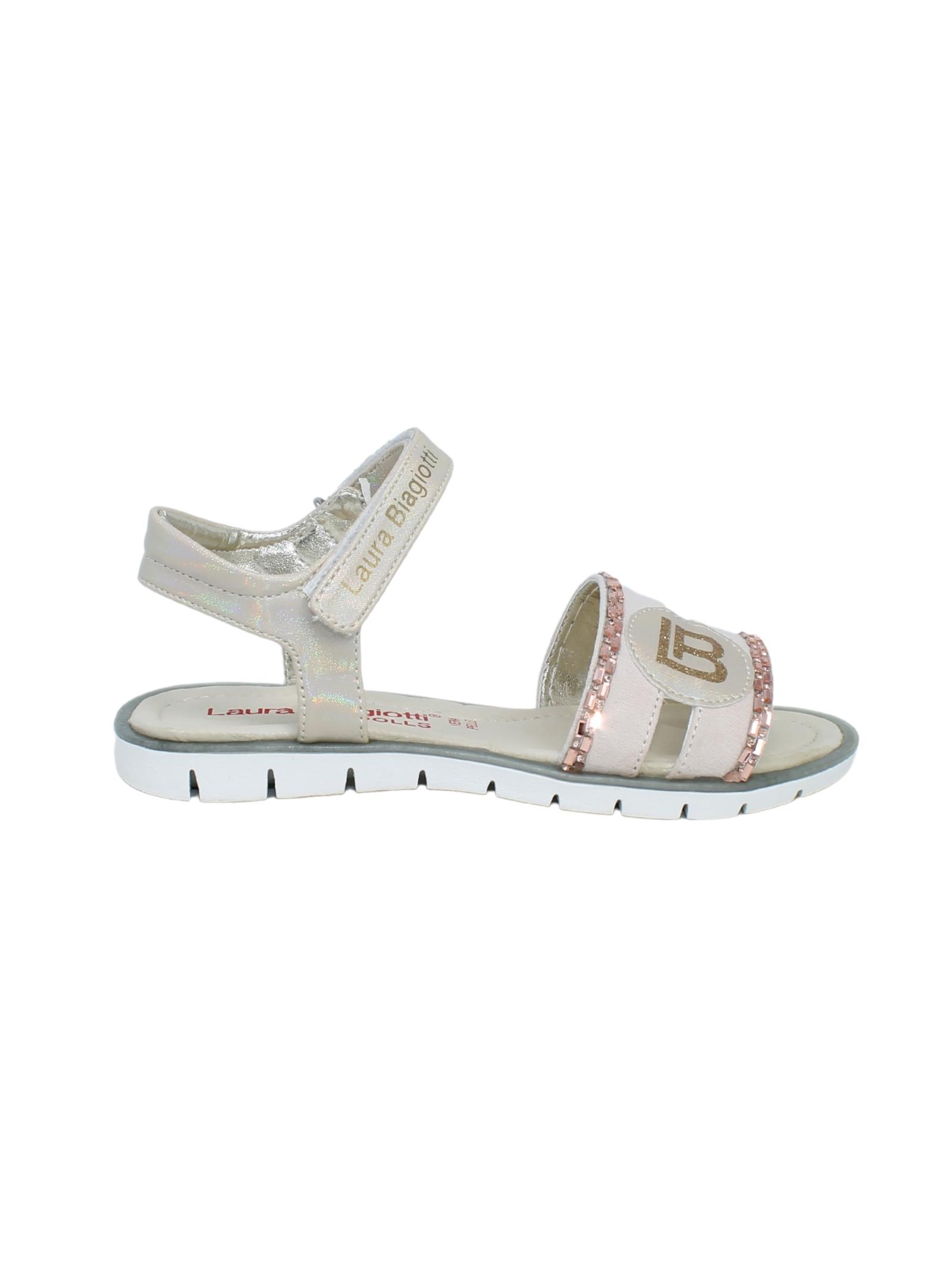Sandalo Bambina LB LAURA BIAGIOTTI KIDS | Sneakers | 7140CIPRIA