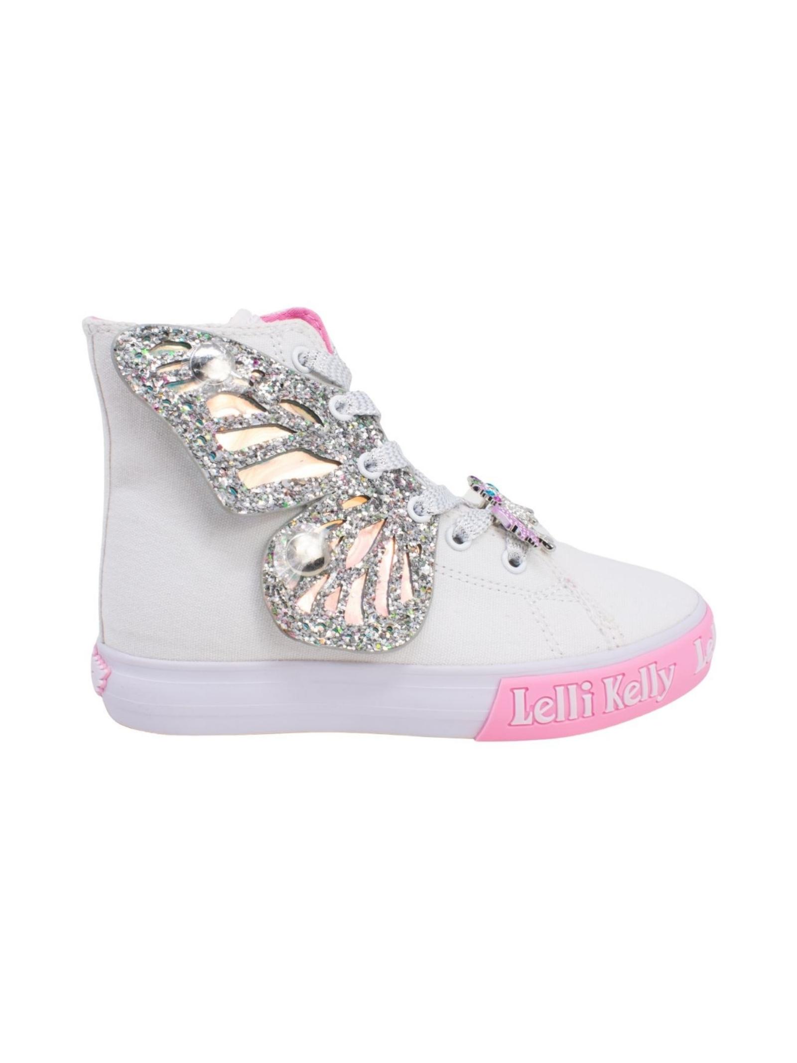 Converse Butterfly Unicorno LELLI KELLY | Sneakers | LK1330ARGENTO