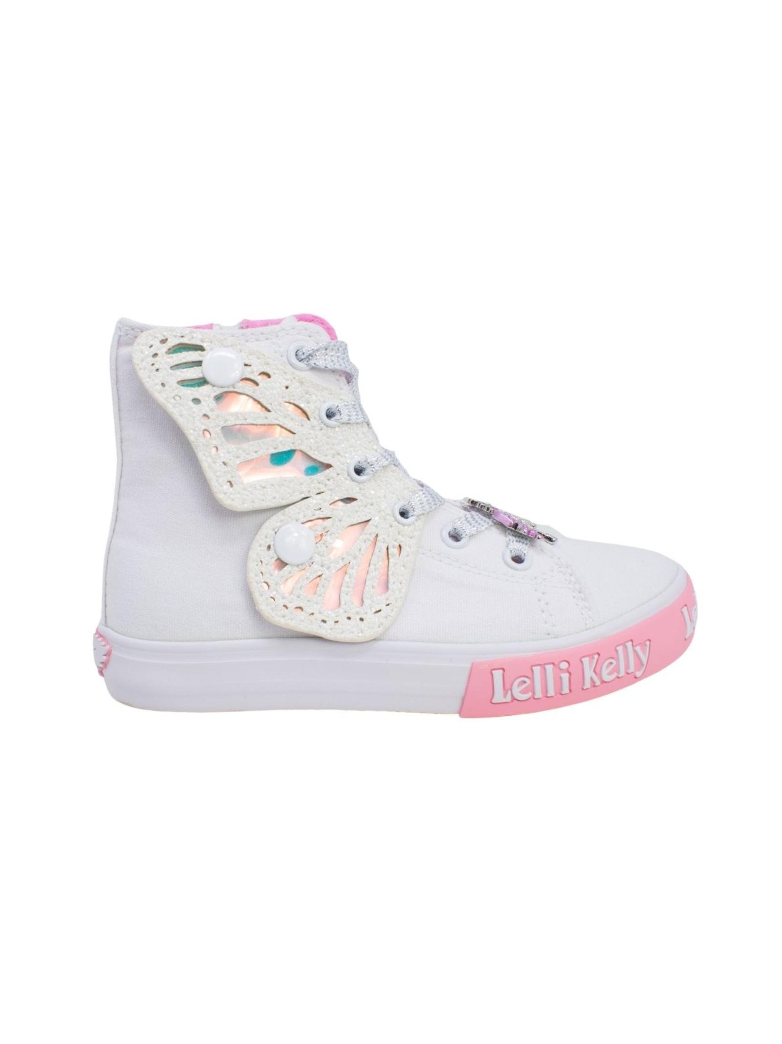 Converse Butterfly Unicorno LELLI KELLY | Sneakers | LK1330BIANCO
