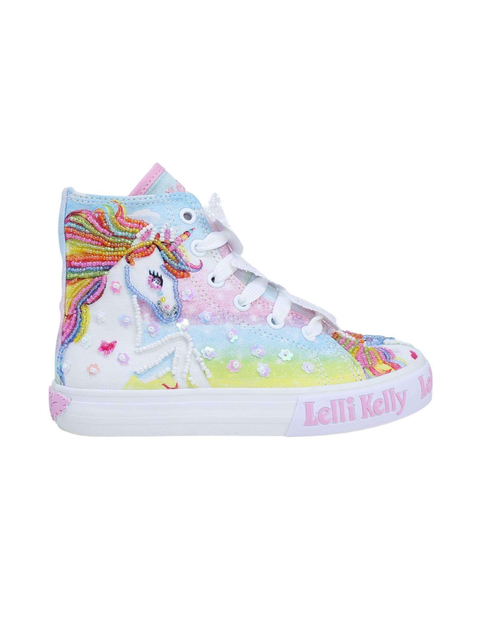 Converse Unicorno White LELLI KELLY | Sneakers | LK9099BIANCO