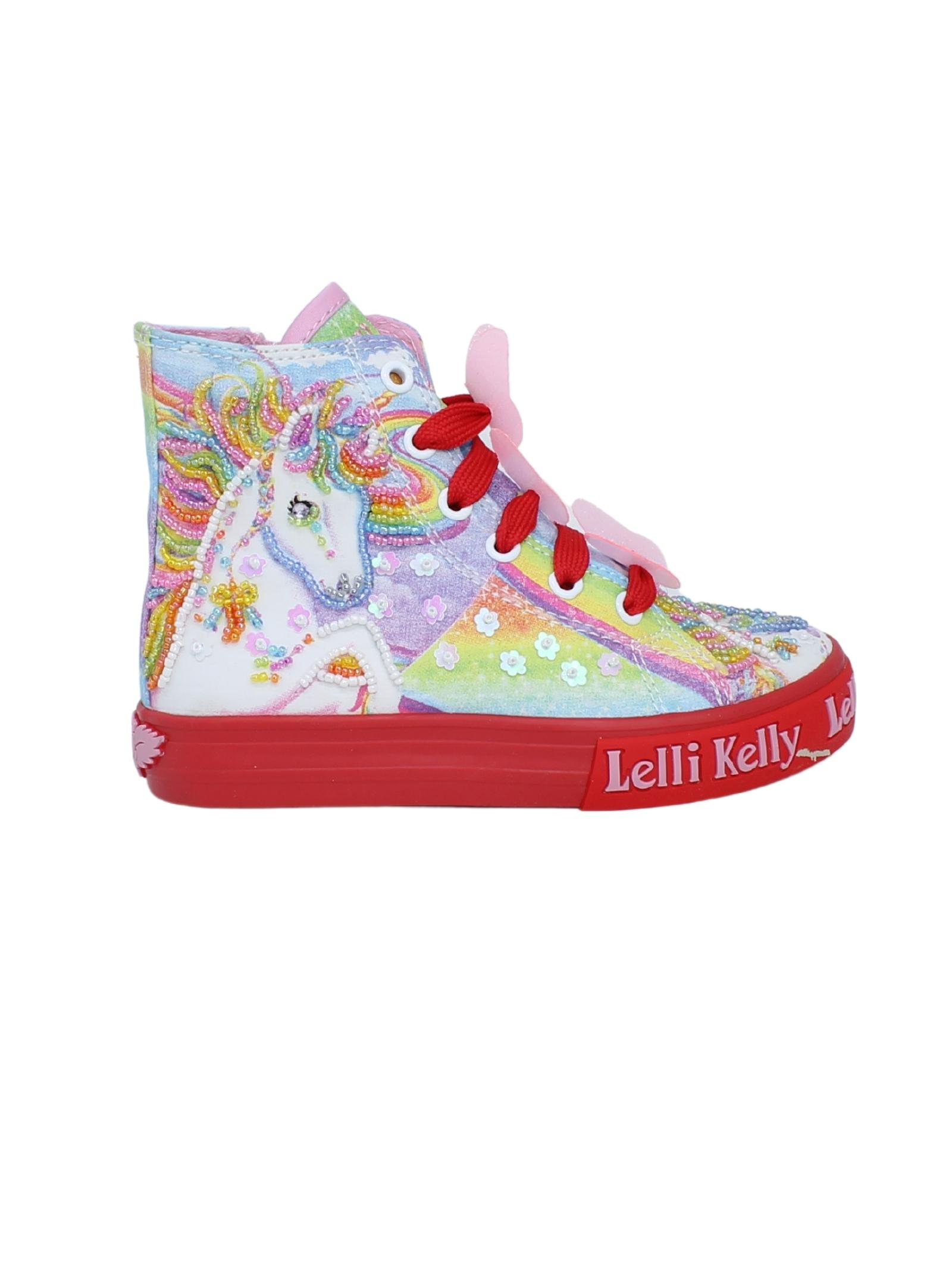Converse Unicorno Red LELLI KELLY | Sneakers | LK9099ROSSO