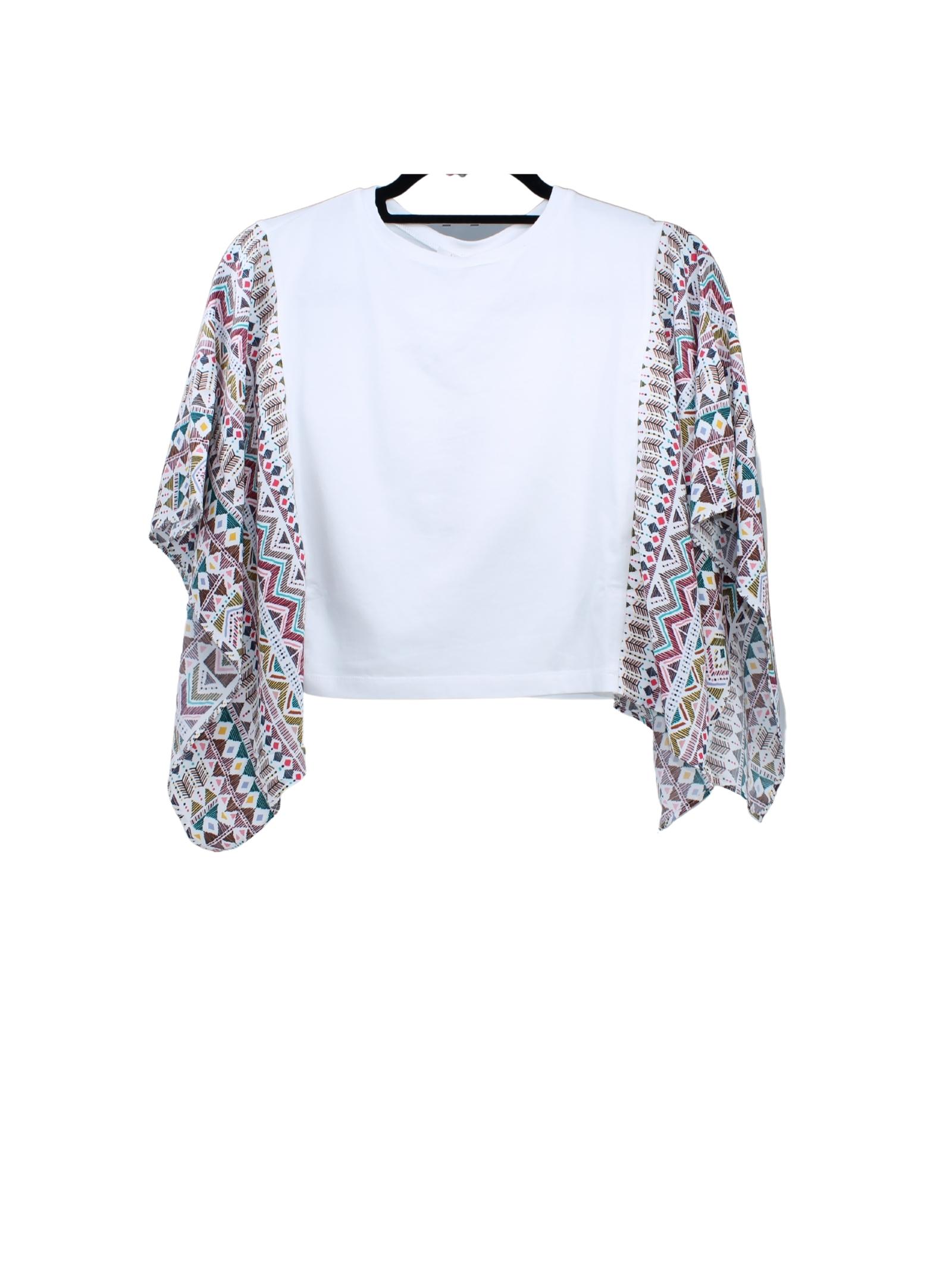 Maglia Bambina Maniche Pipistrello LIU-JO JUNIOR | T-shirt | GA1176J5003T9740