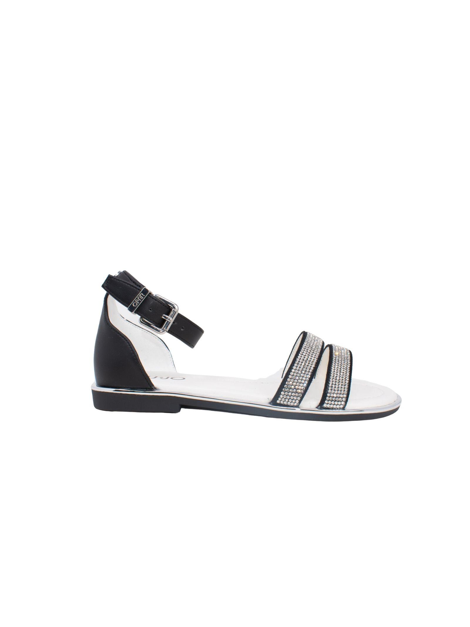 Sandalo Bambina Luxry LIU-JO JUNIOR | Sandali | 4A1715EX08422222NERO