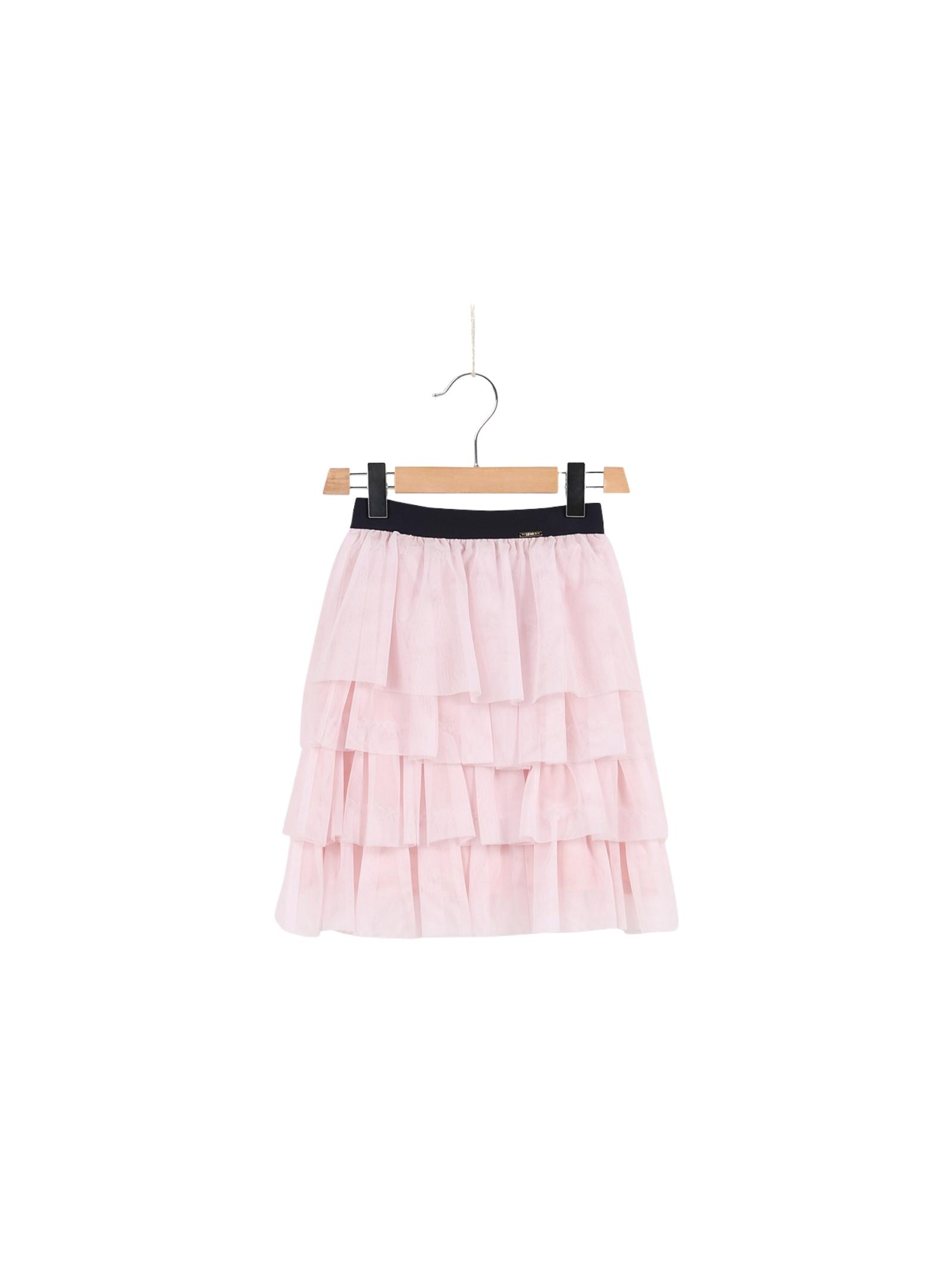 Gonna Bambina Midi Pink LIU-JO JUNIOR | Gonne | GA1015J766741309