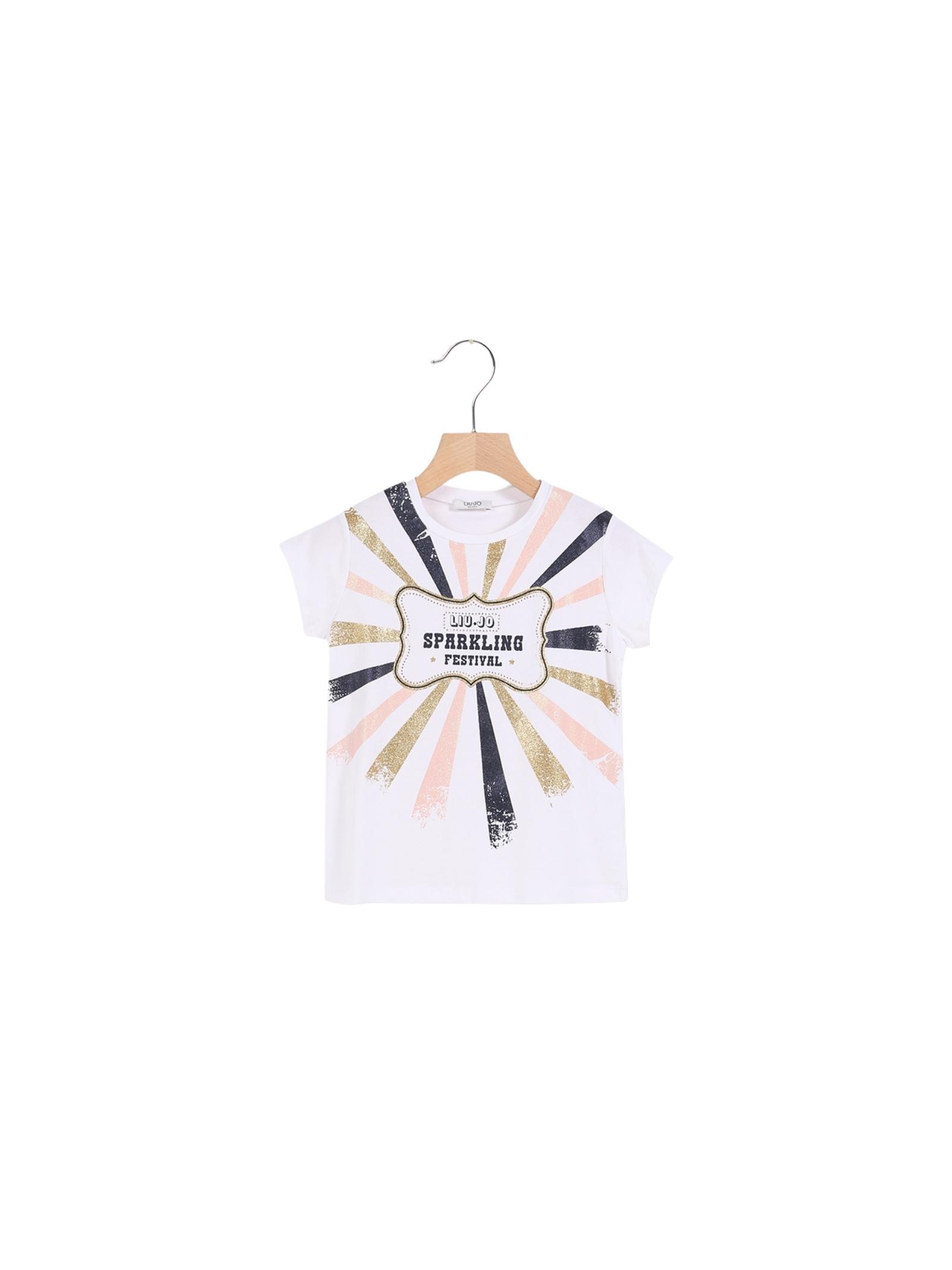 T-shirt Bambina Circus LIU-JO JUNIOR | T-shirt | GA1024J5003T9695