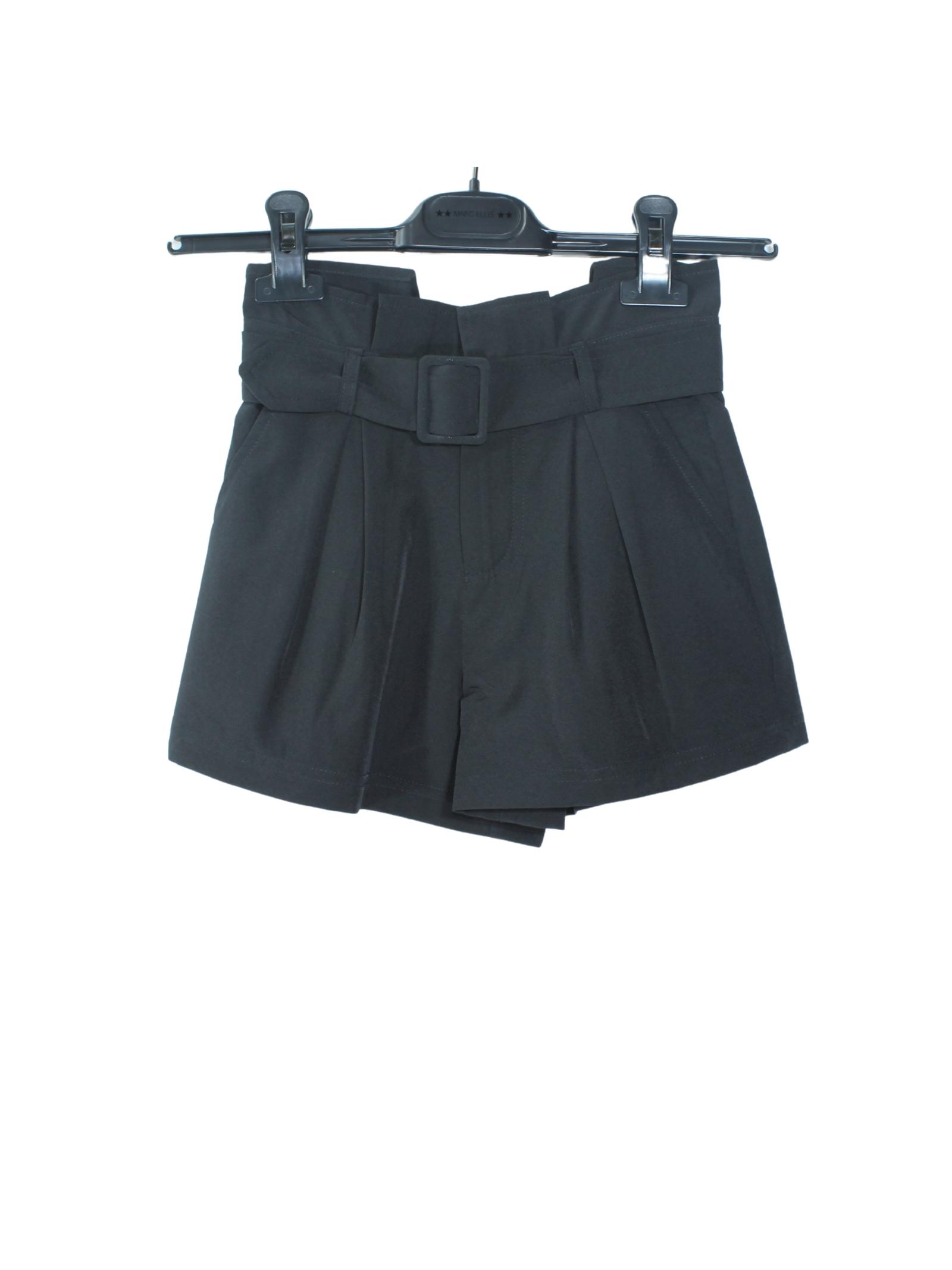 Shorts Bambina Black MARC ELLIS NEW YORK KIDS | Shorts | JMEJPT8457002