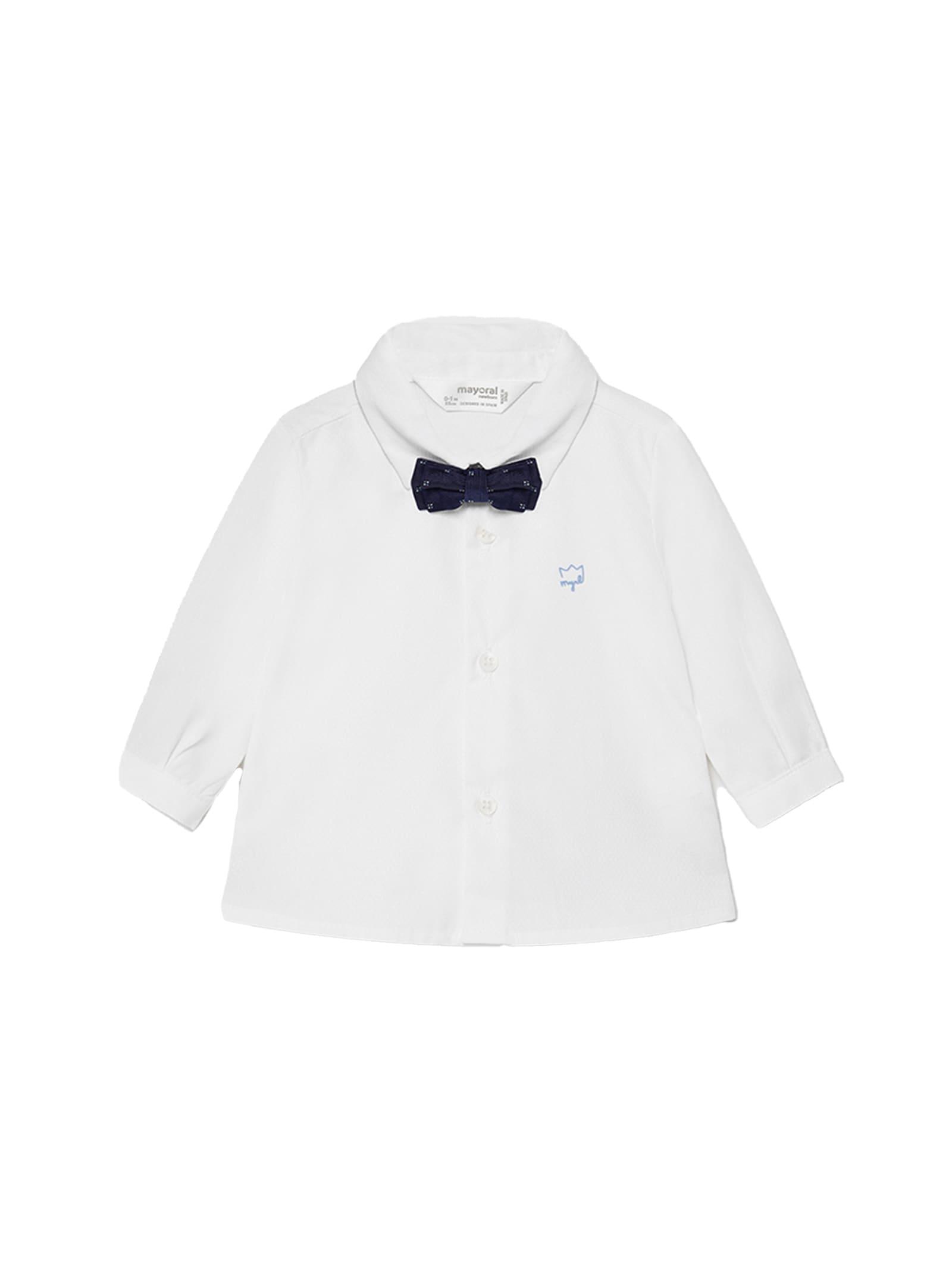 Camicia Lino Neonato MAYORAL NEWBORN | Camicie | 1175040