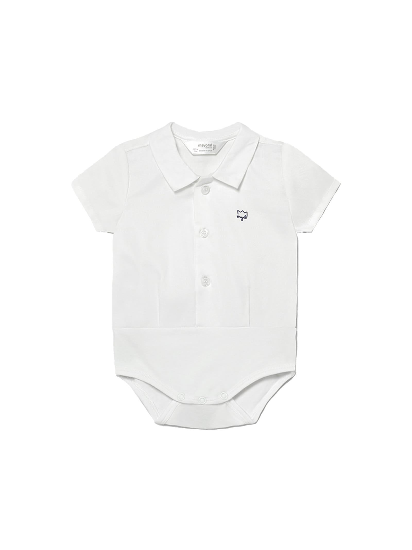 Body Modello Camicia MAYORAL NEWBORN | Body | 1701049