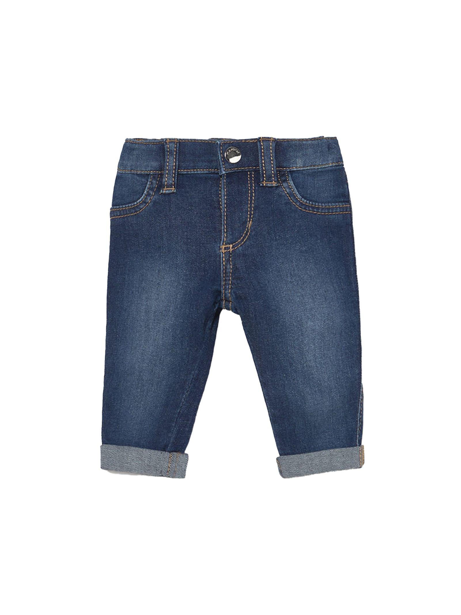 Jeans Elastic MAYORAL NEWBORN | Leggins | 1794045