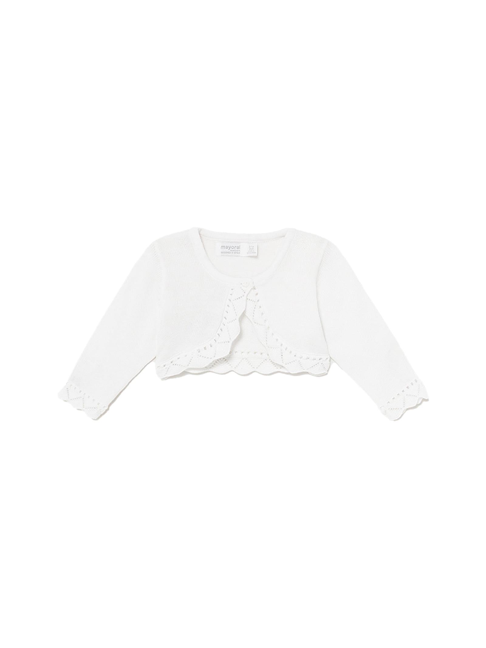 Cardigan Basic Neonata MAYORAL NEWBORN | Giacche | 318029