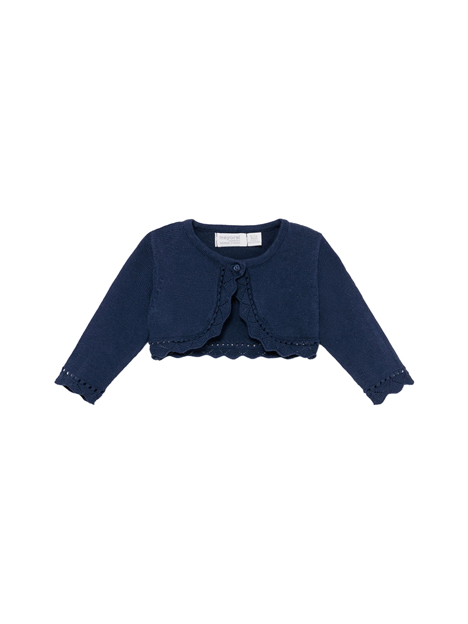 Cardigan Basic Neonata MAYORAL NEWBORN | Giacche | 318030