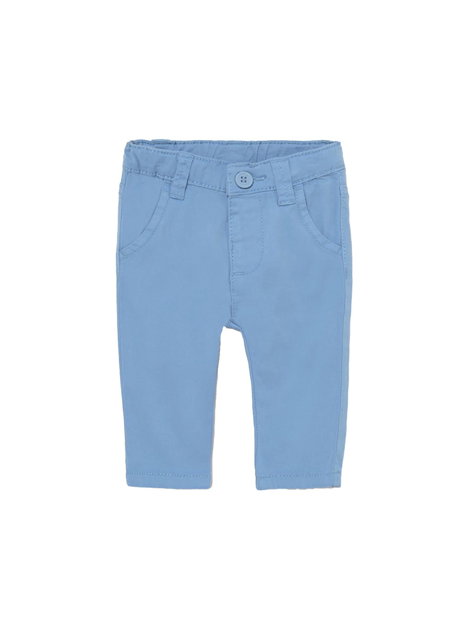 Pantalone Lino Twill MAYORAL NEWBORN | Pantaloni | 595077