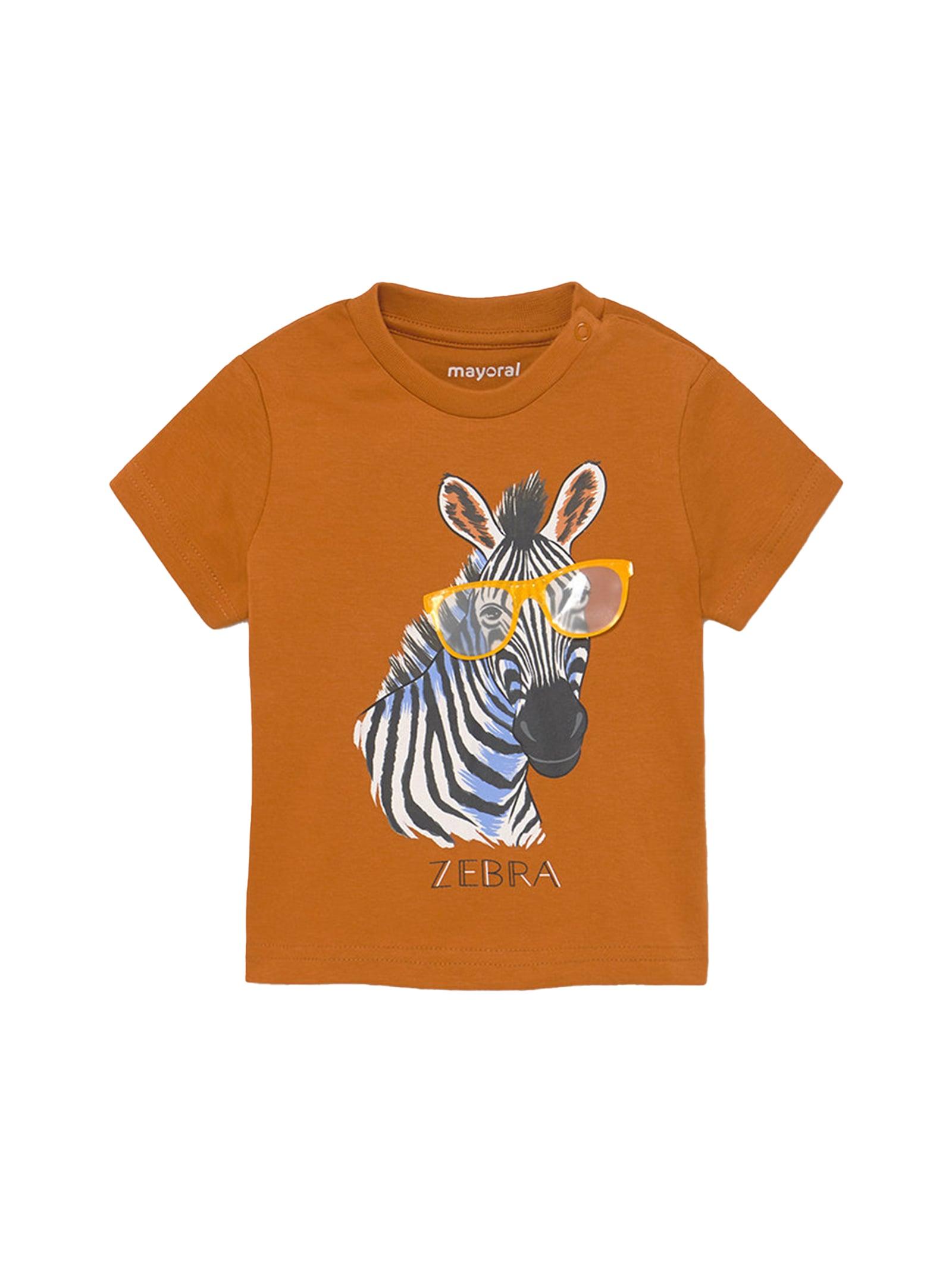 T-shirt Play Zebra MAYORAL | T-shirt | 1001047