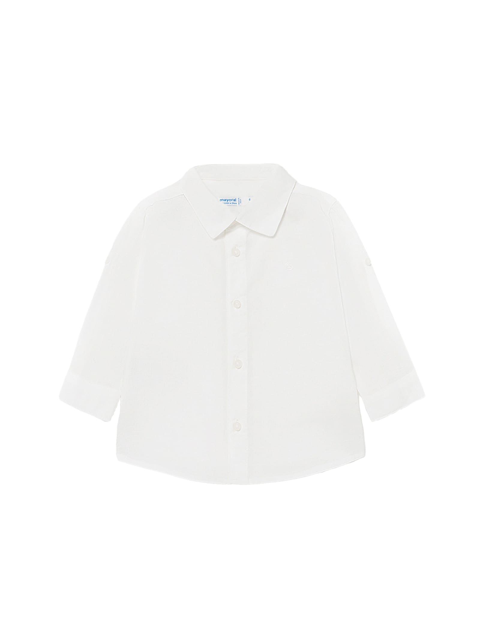Camicia Total White MAYORAL | Camicie | 117078
